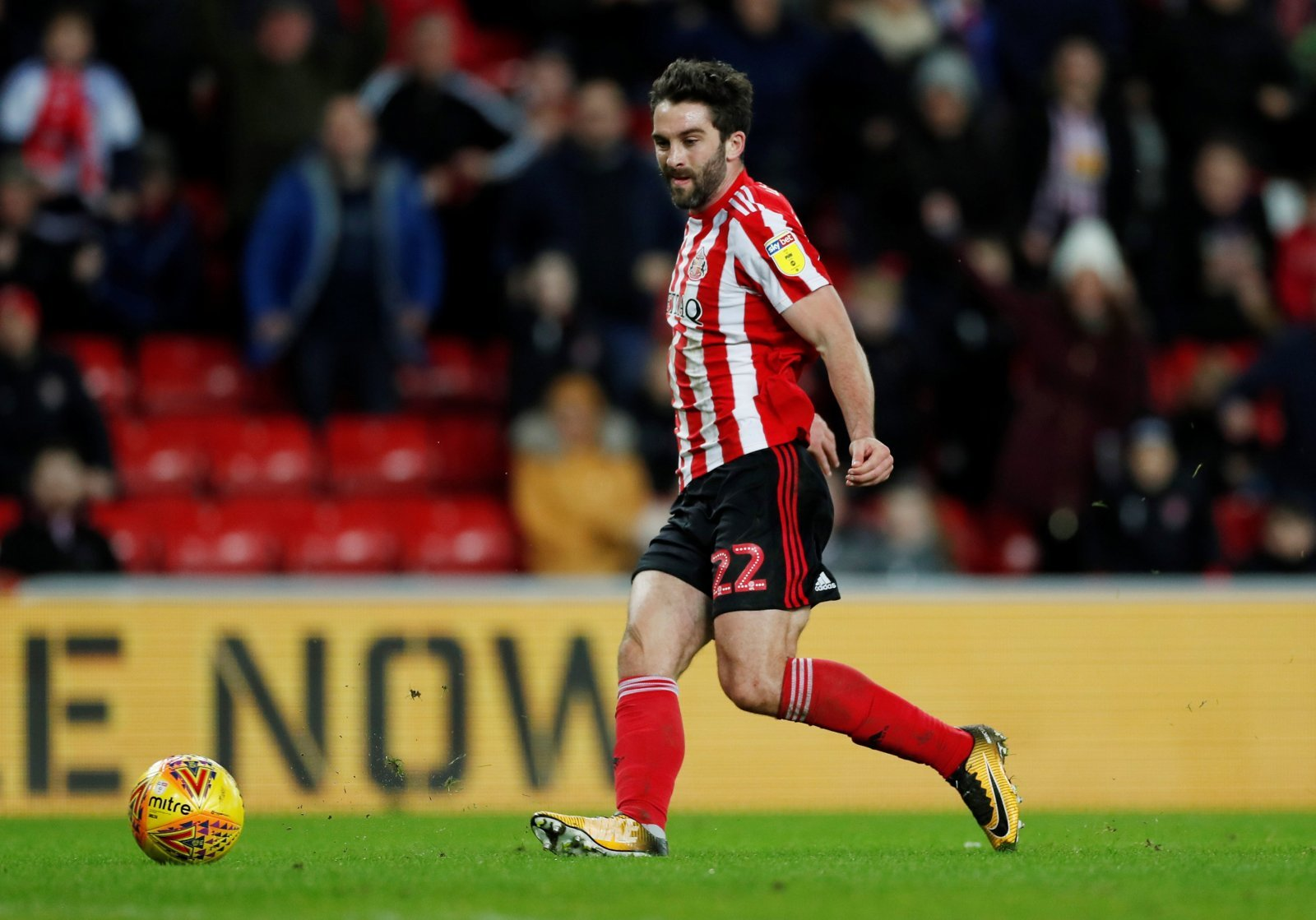 Grigg could be Sunderland's key to a Championship return