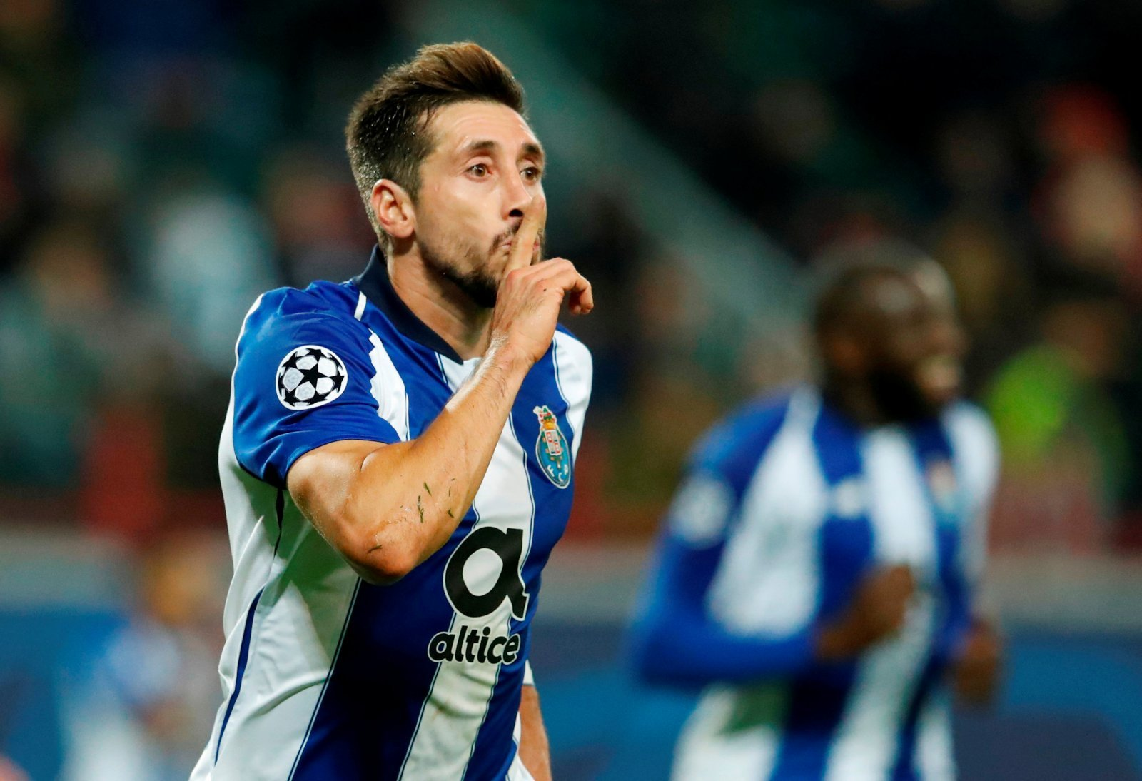 Introducing: Hector Herrera as the man to unlock Arsenal's midfield