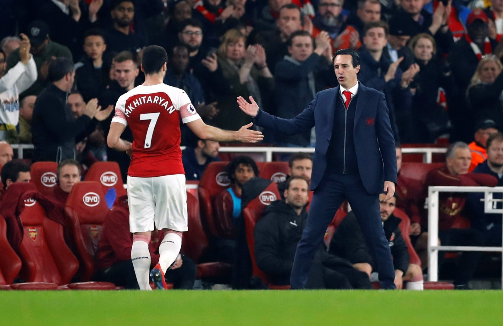 Henrikh Mkhitaryan proving himself as Arsenal's best creative force