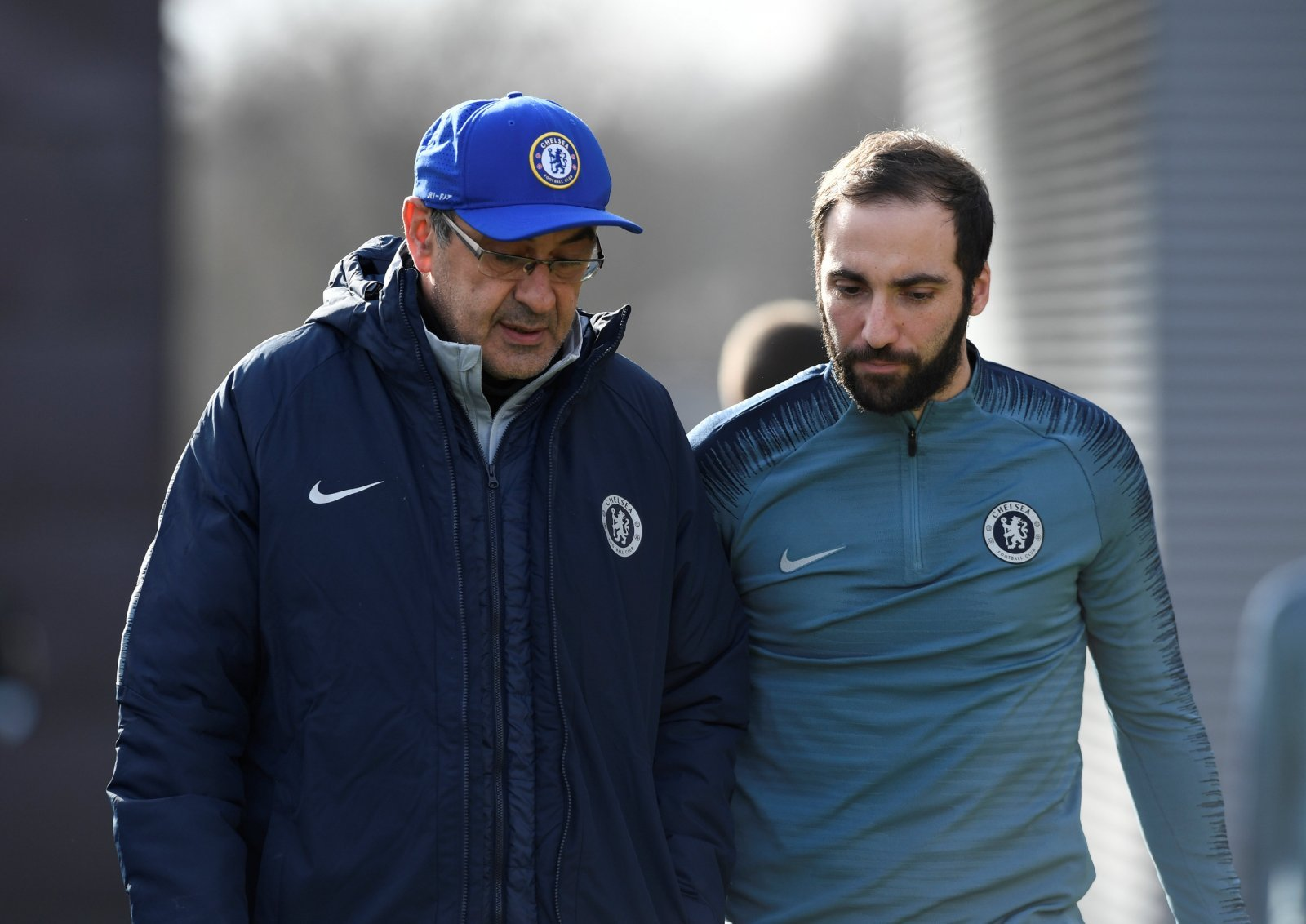 Opinion: Jorginho and Higuain's telepathic connection could leave Sarri and co drooling
