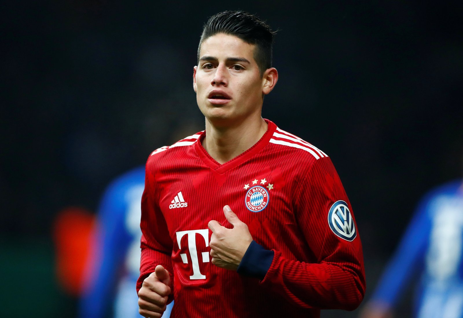 James Rodriguez should chose Arsenal over Madrid return