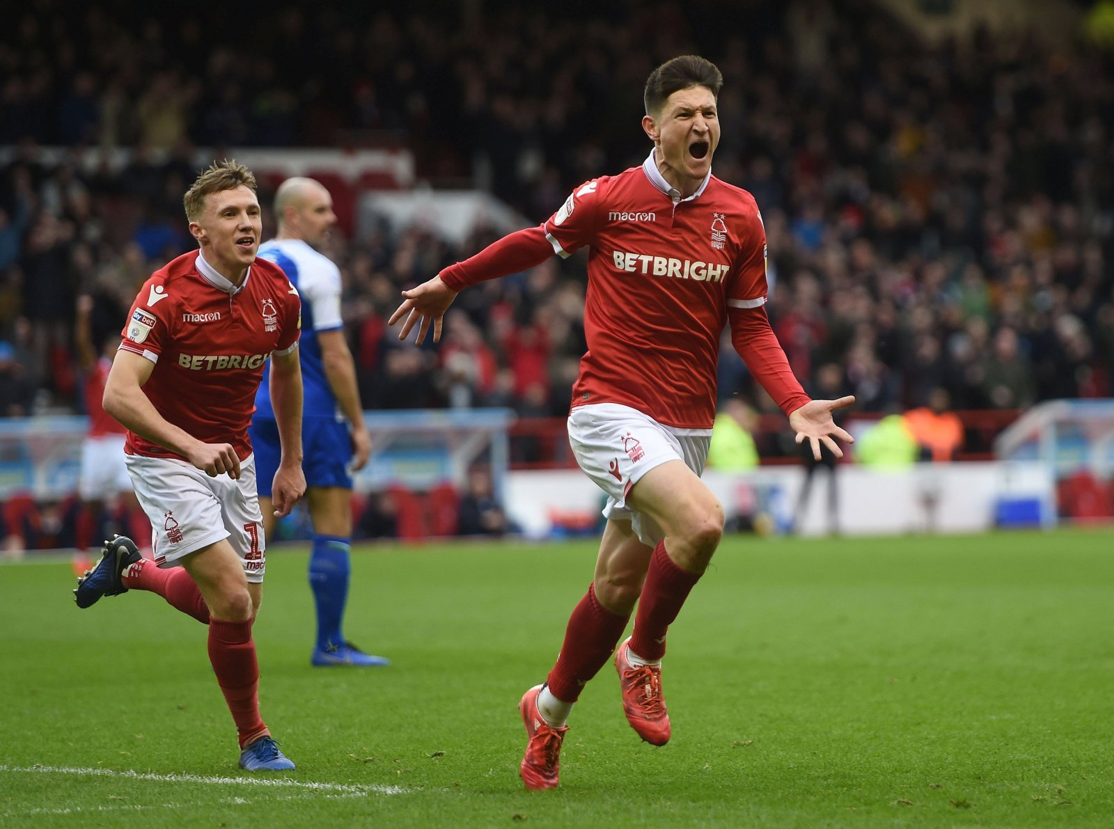 Unsung Hero: Nottingham Forest's Joe Lolley combines defence and attack in brilliant performance in narrow win