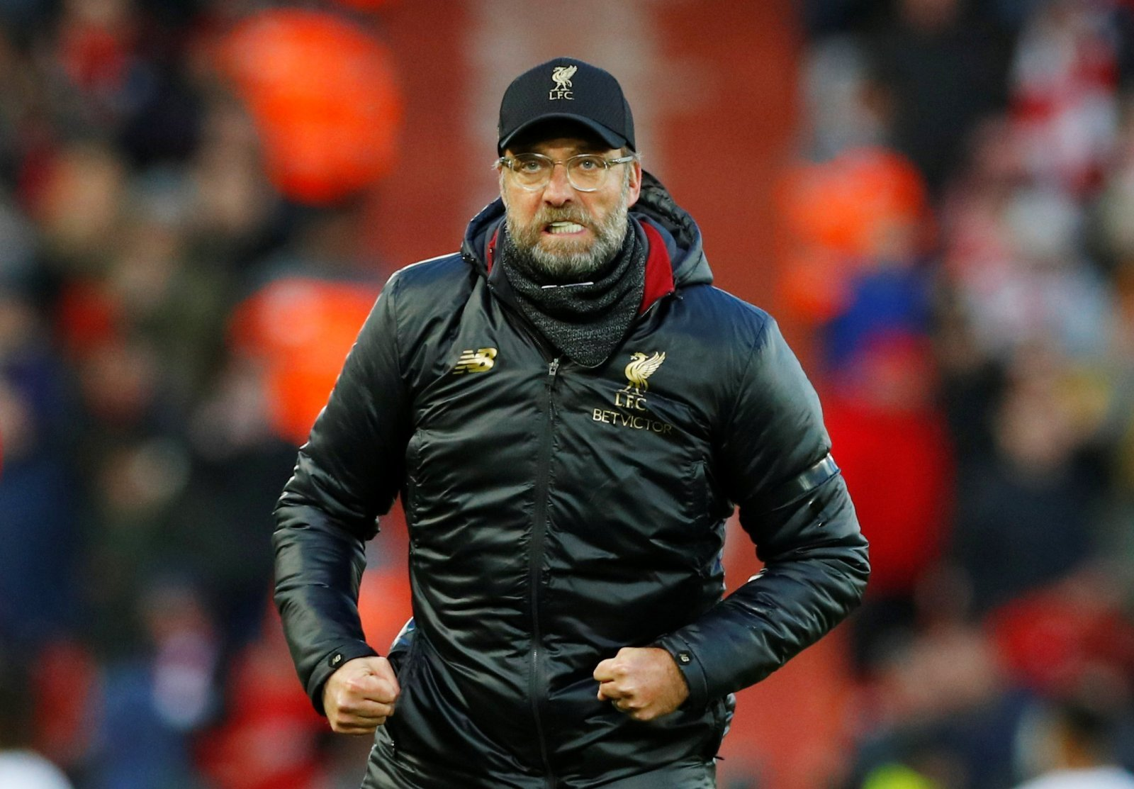 Liverpool have champions luck on their side as title race gets heated