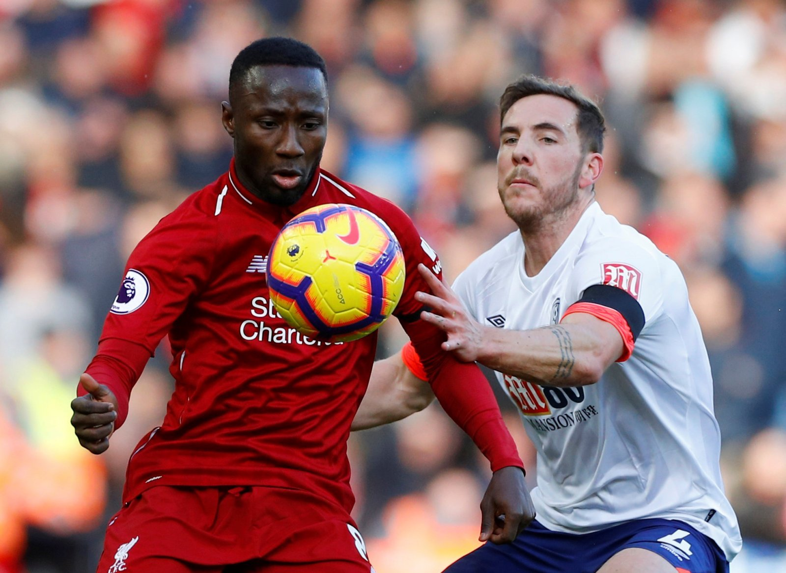 Liverpool: Fans storm Twitter with complaints of Keita fitness