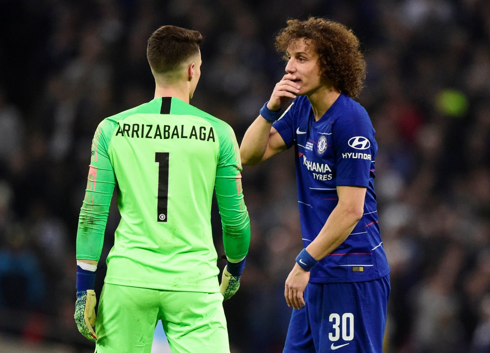Kepa incident outlines lack of leaders in Chelsea dressing room