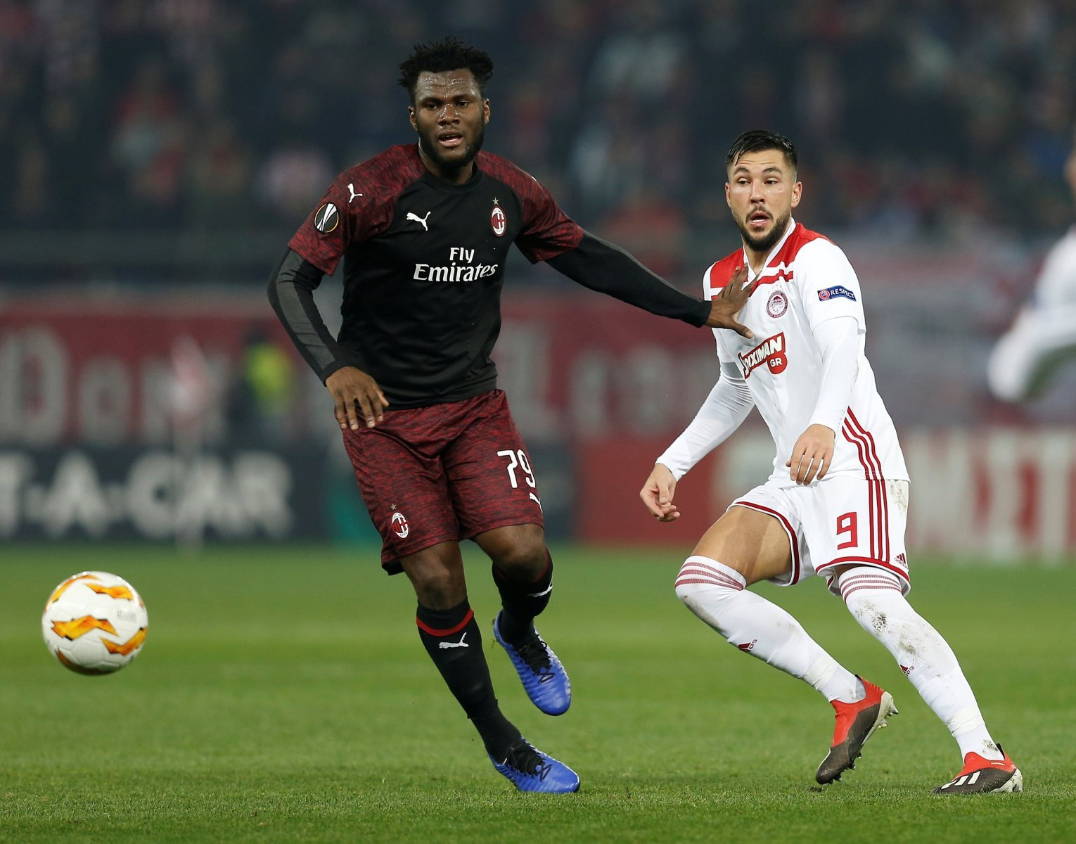 Wolves: Franck Kessie deal appears to be off