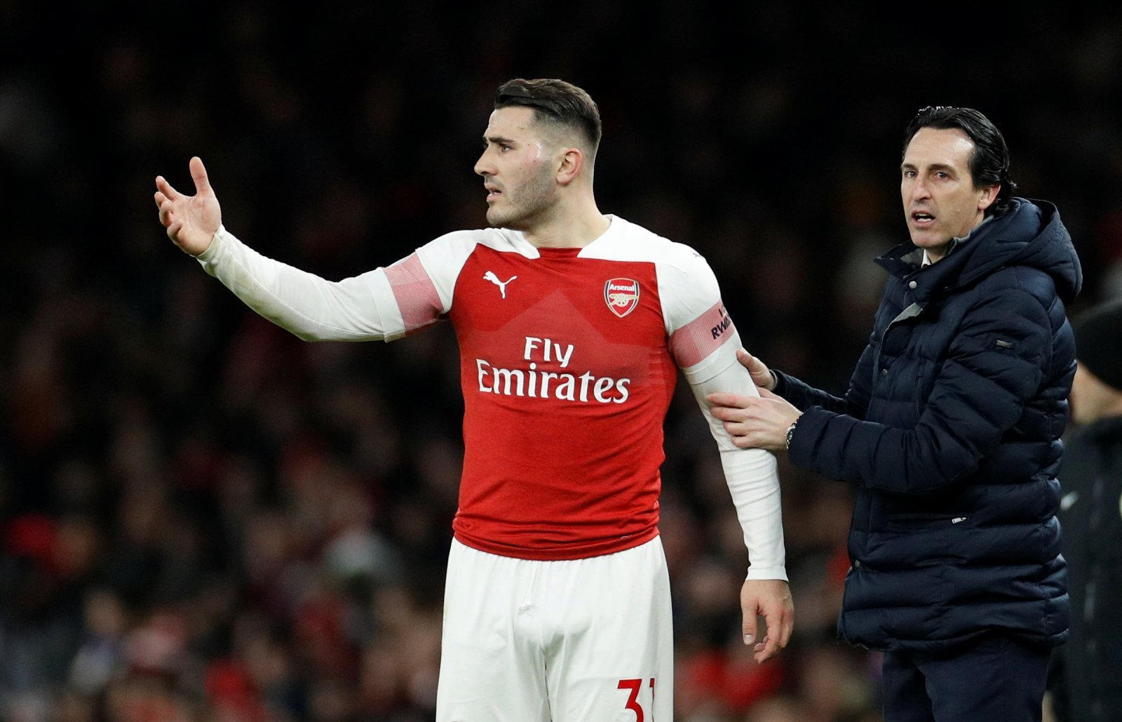 Kolasinac only name worth mentioning following ill-fated Arsenal trip