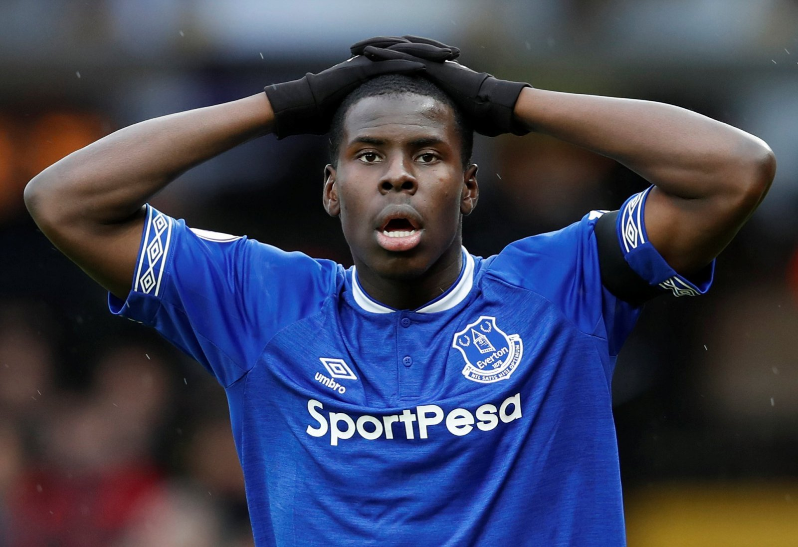 Everton should sacrifice Michael Keane to capture Kurt Zouma