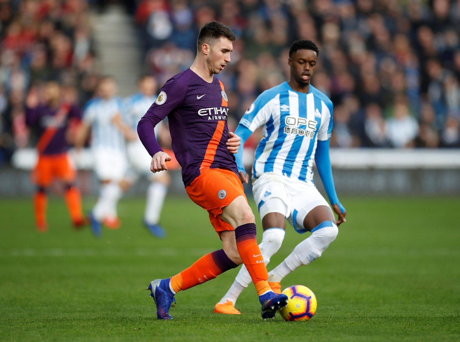 Aymeric Laporte signs new deal