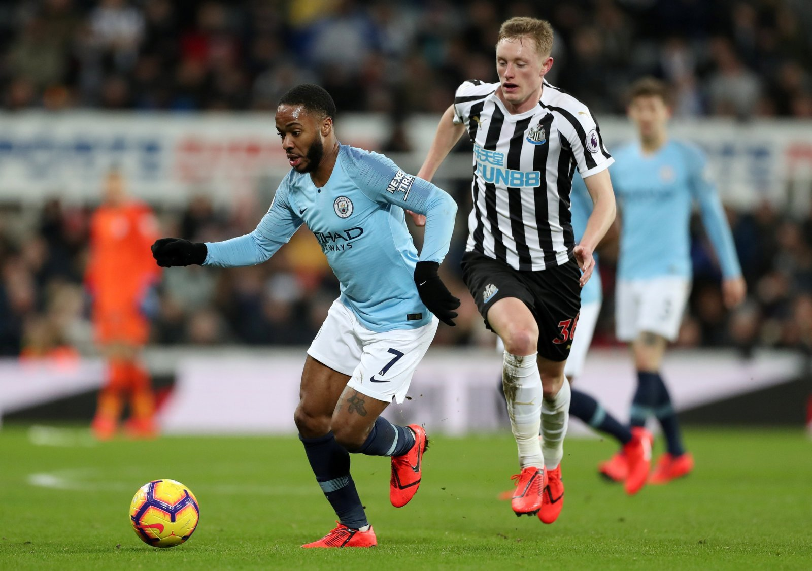 Newcastle fans take to Twitter distraught after Longstaff's setback