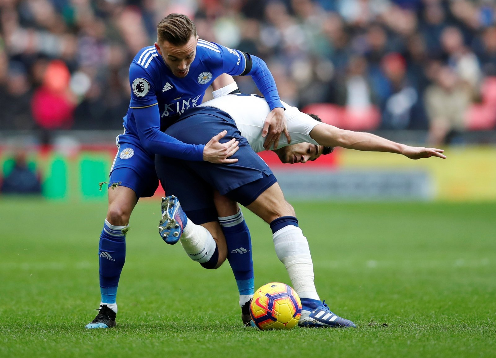 James Maddison could be a hit and miss as Christian Eriksen successor