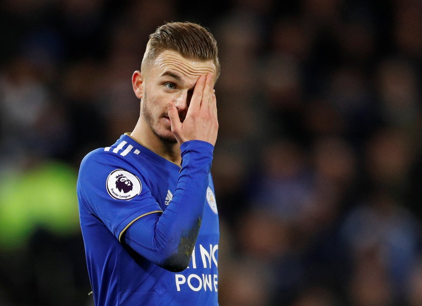 Manchester United: Fans are unimpressed with James Maddison links