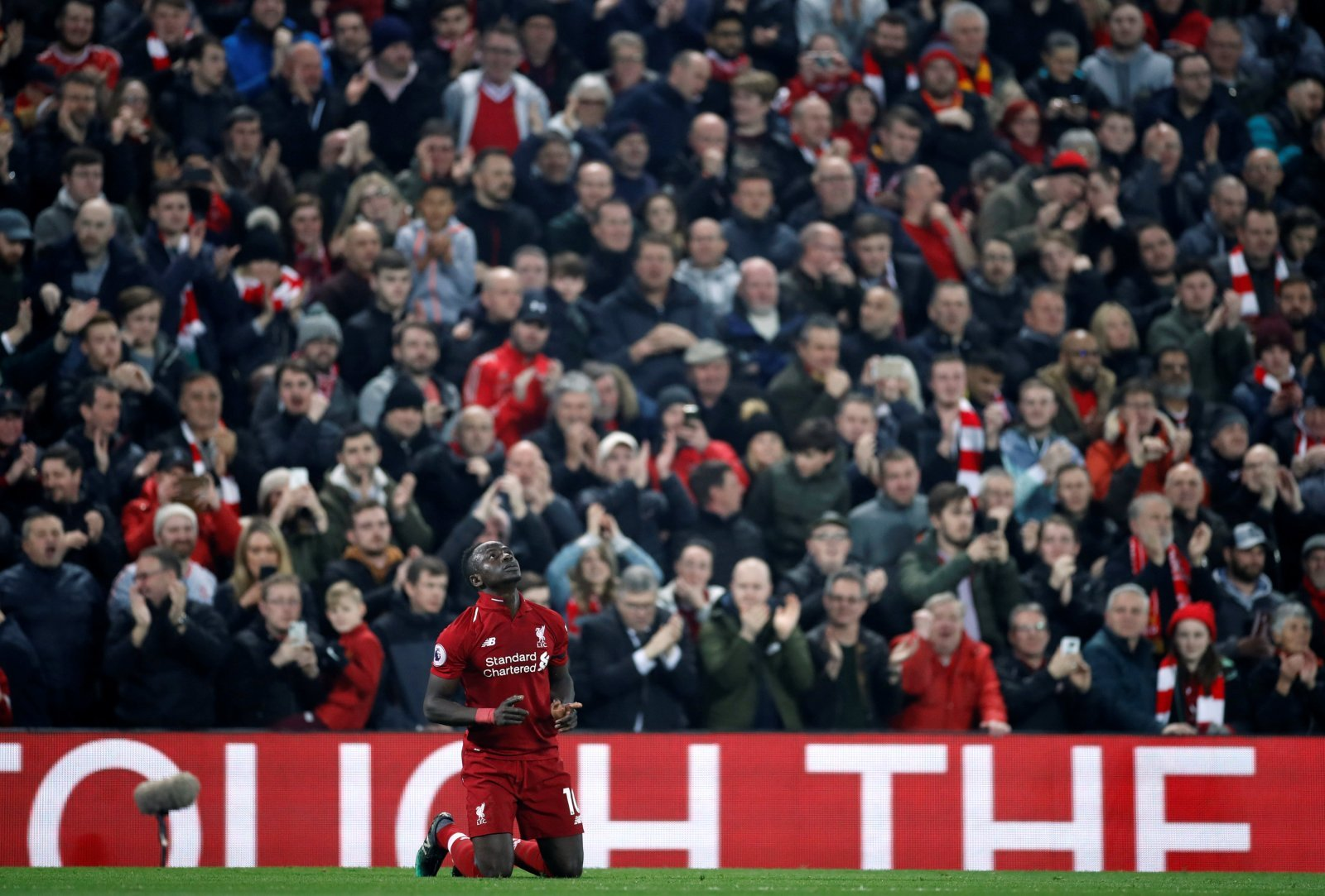 Sadio Mane finally getting the spotlight over Mohamed Salah at Liverpool