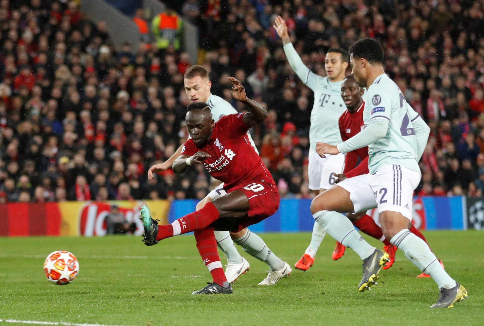 Sadio Mane's wastefulness could cost Liverpool after Bayern draw