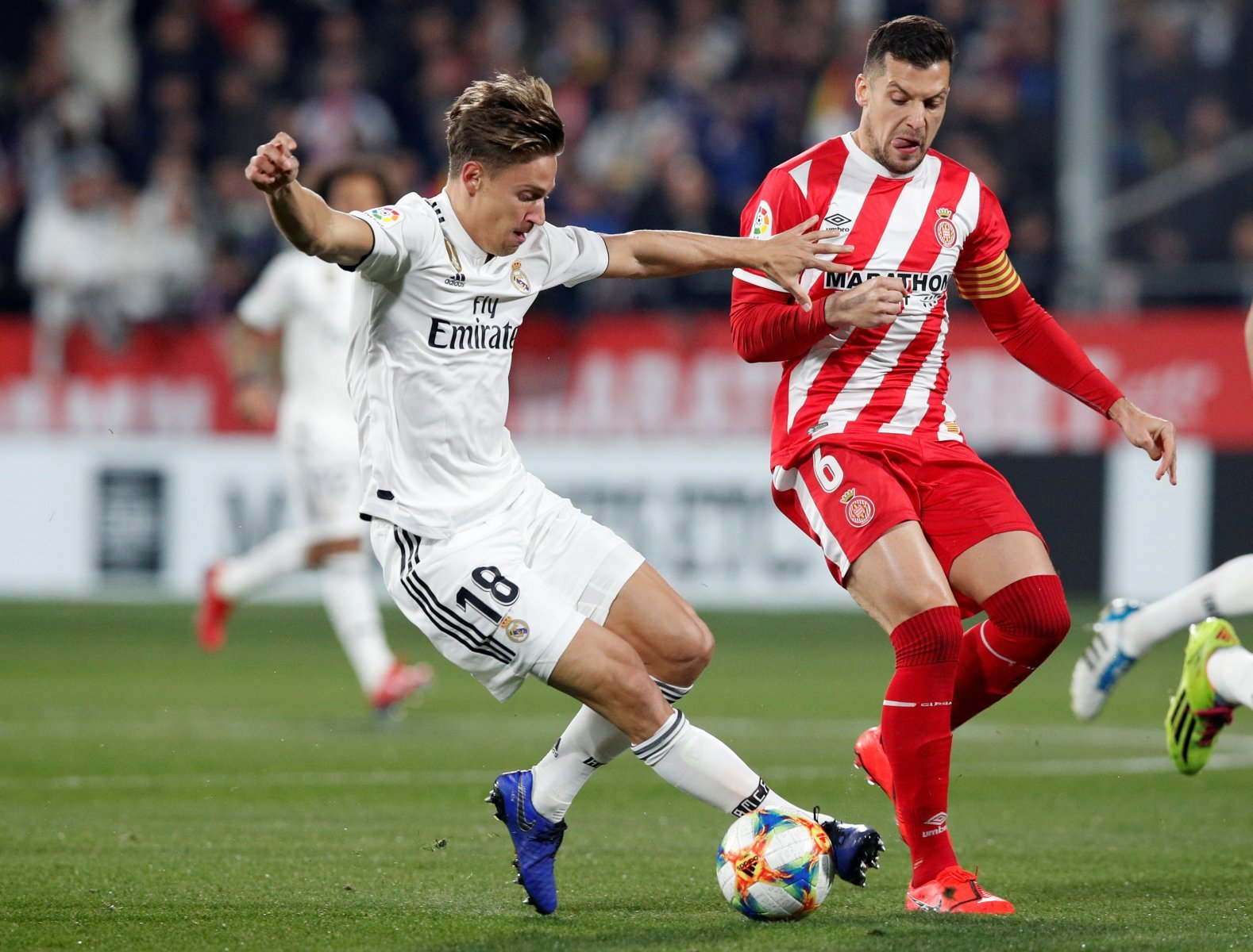 Marcos Llorente would prove a terrific option for Everton