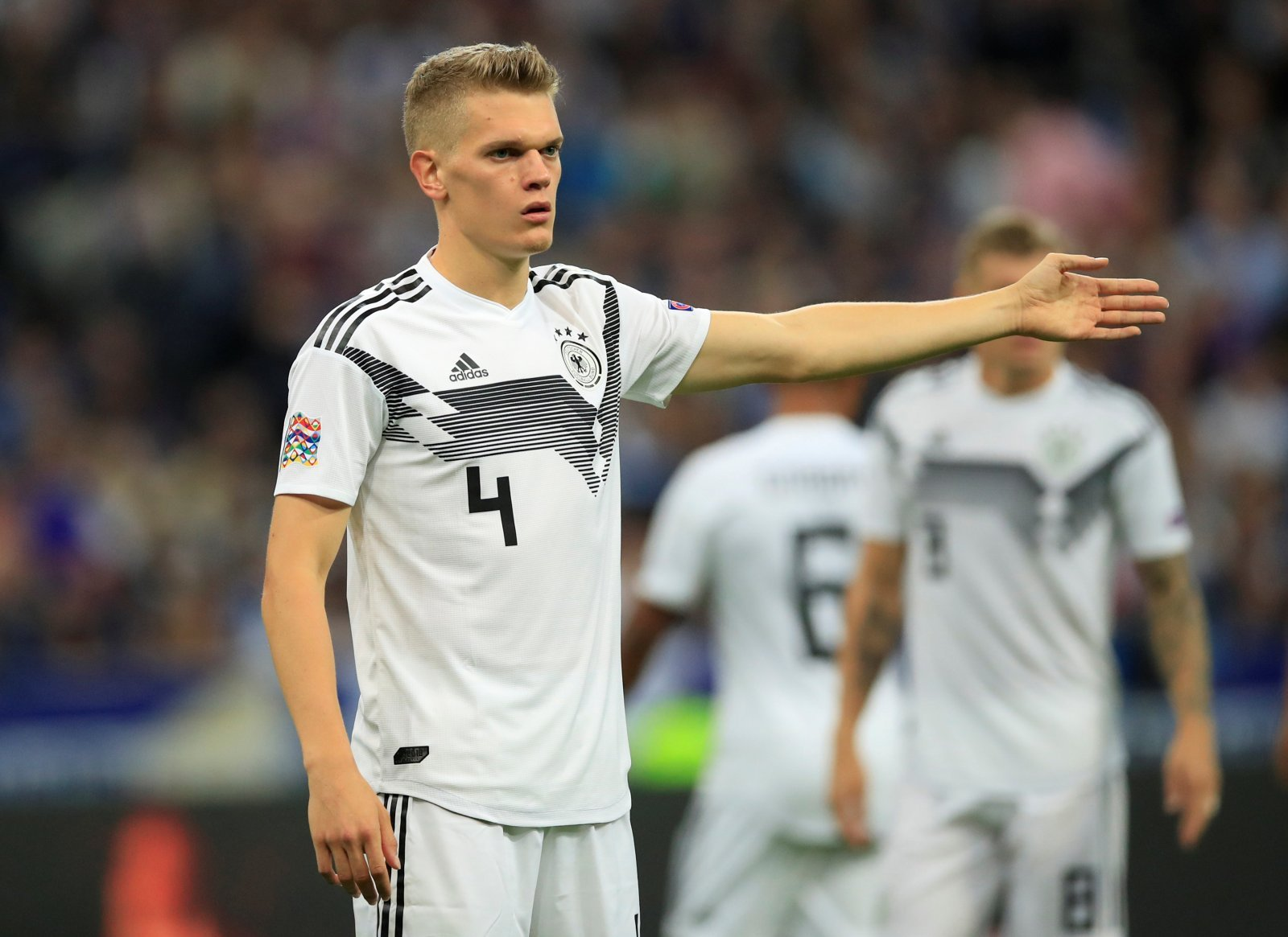 Liverpool learn price they will have to pay for Matthias Ginter