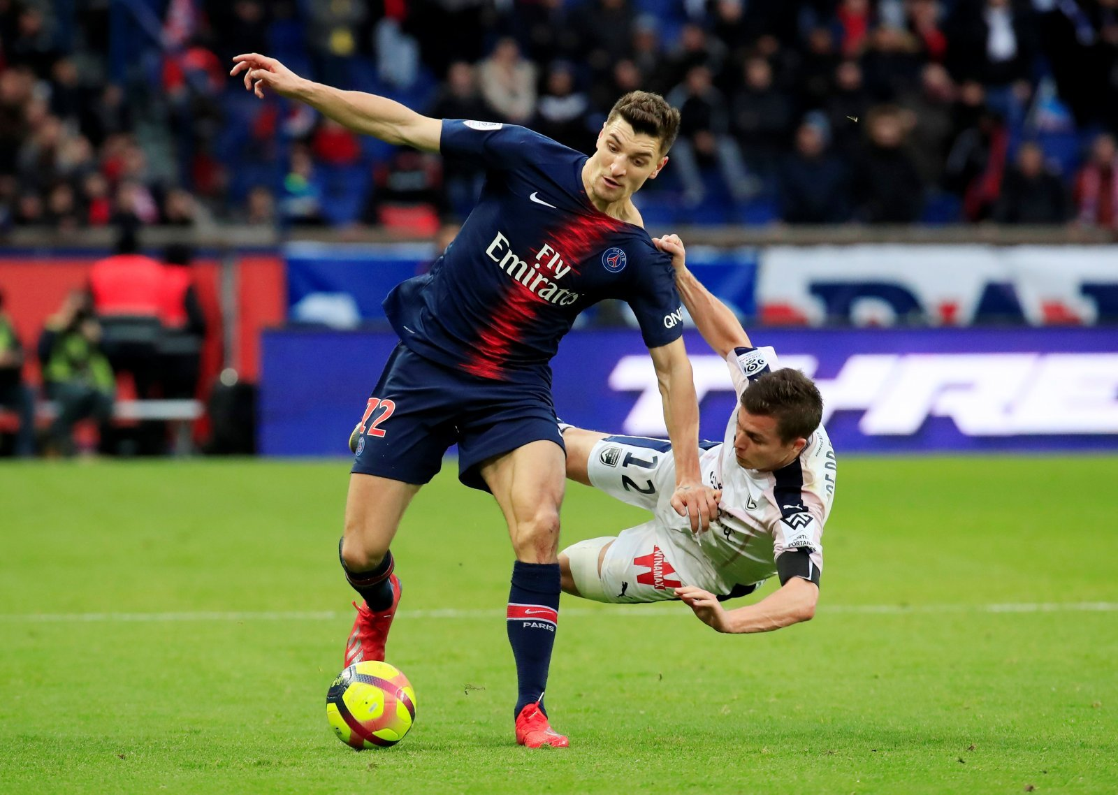 Manchester United fans on Twitter aren't happy with reports of Meunier deal