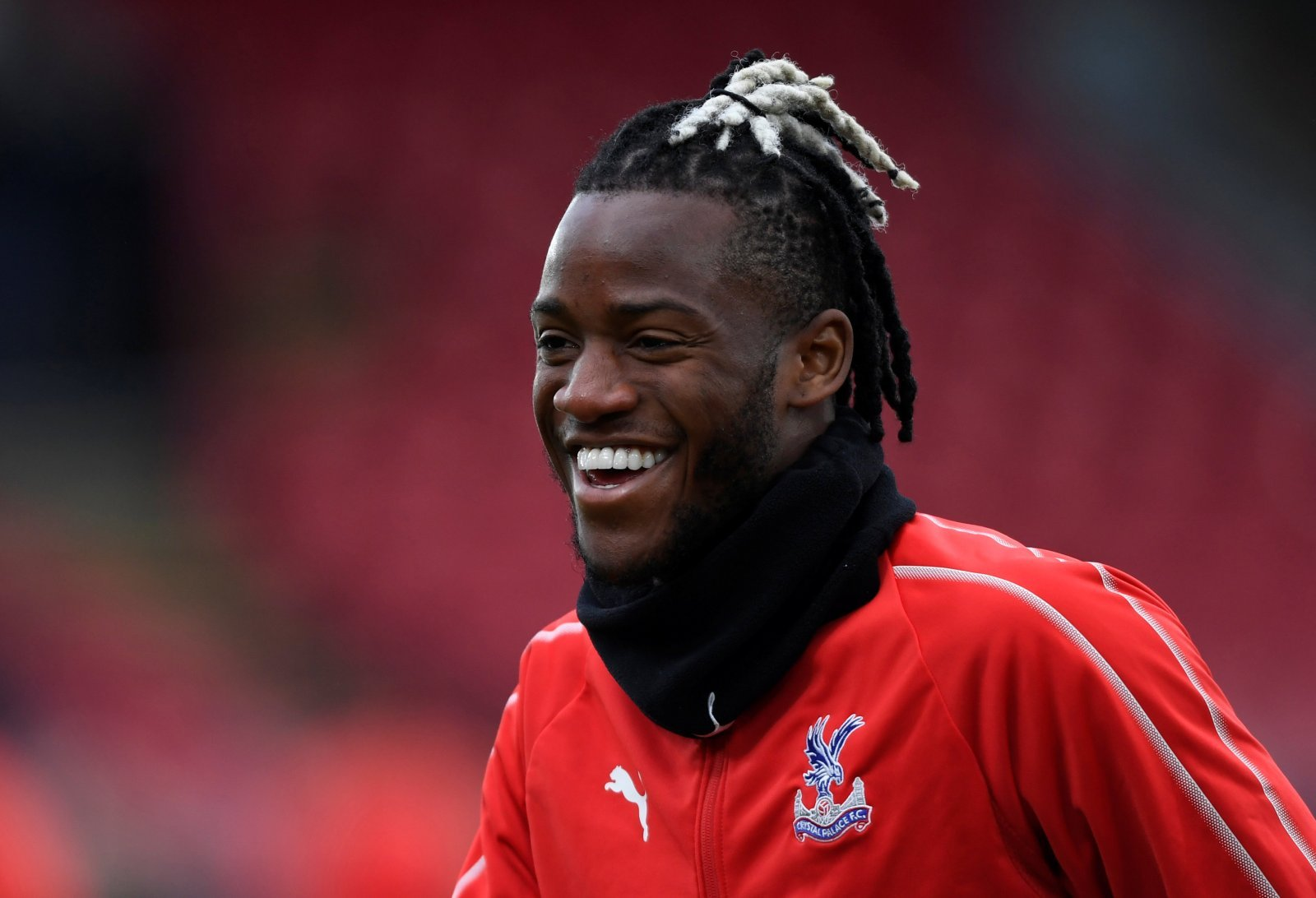 Crystal Palace fans loved Batshuayi's tweet about the Selhurst Park atmosphere