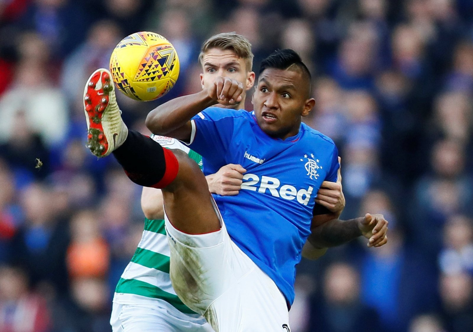 Potential consequences of Morelos leaving Rangers