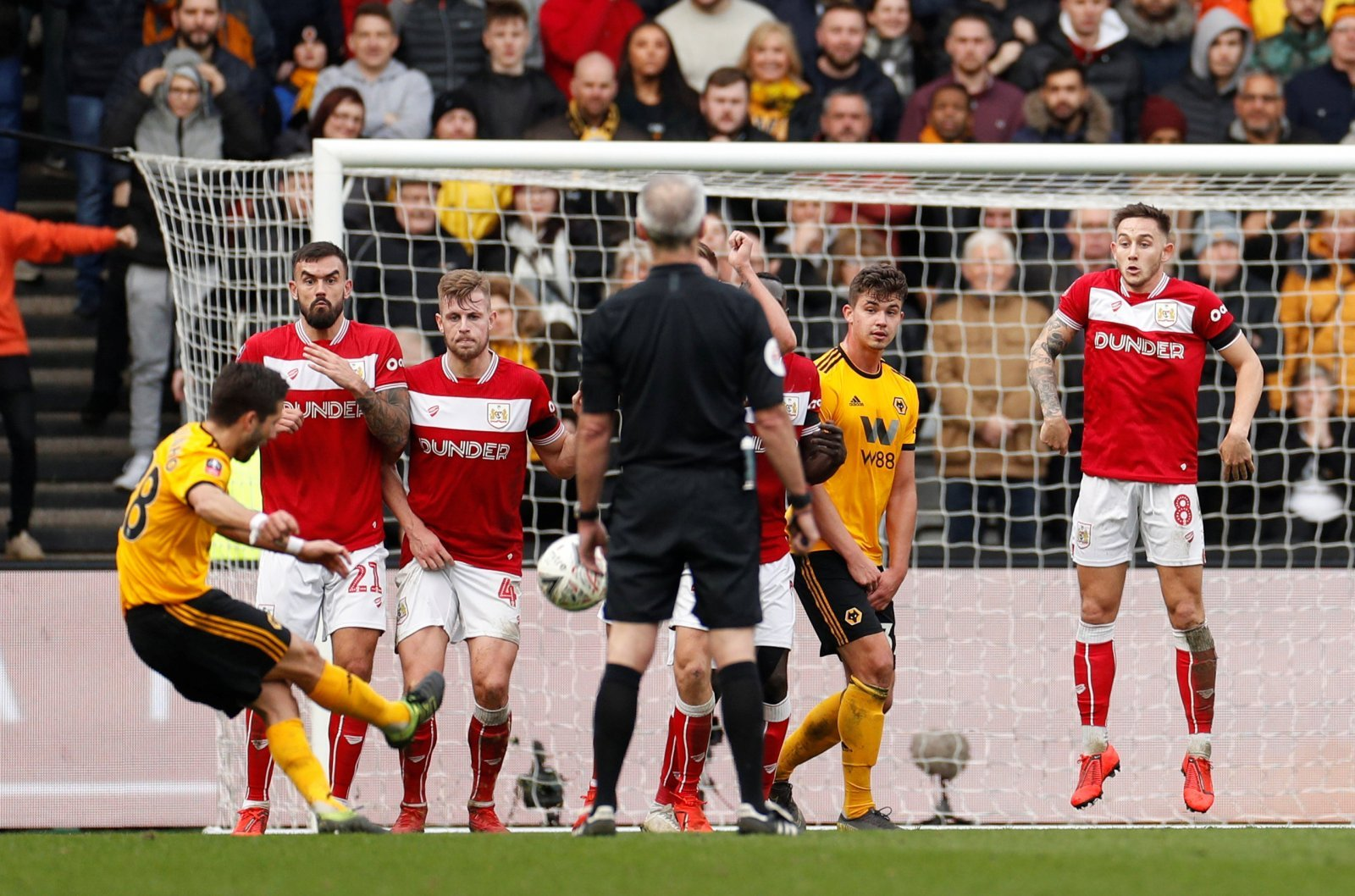 Unsung hero: Joao Moutinho to thank as Wolves knock Bristol City out
