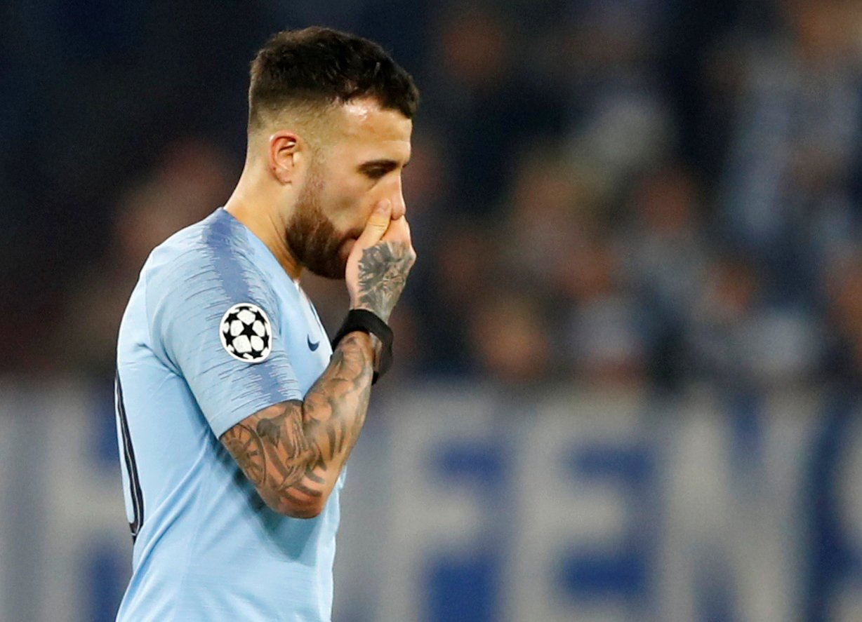 Manchester City: Fans react as Nicolas Otamendi turns out for Argentina
