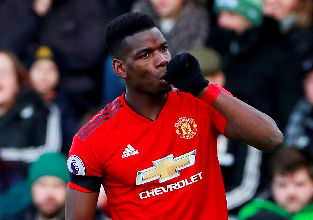 Manchester United: Fans react to Pogba update