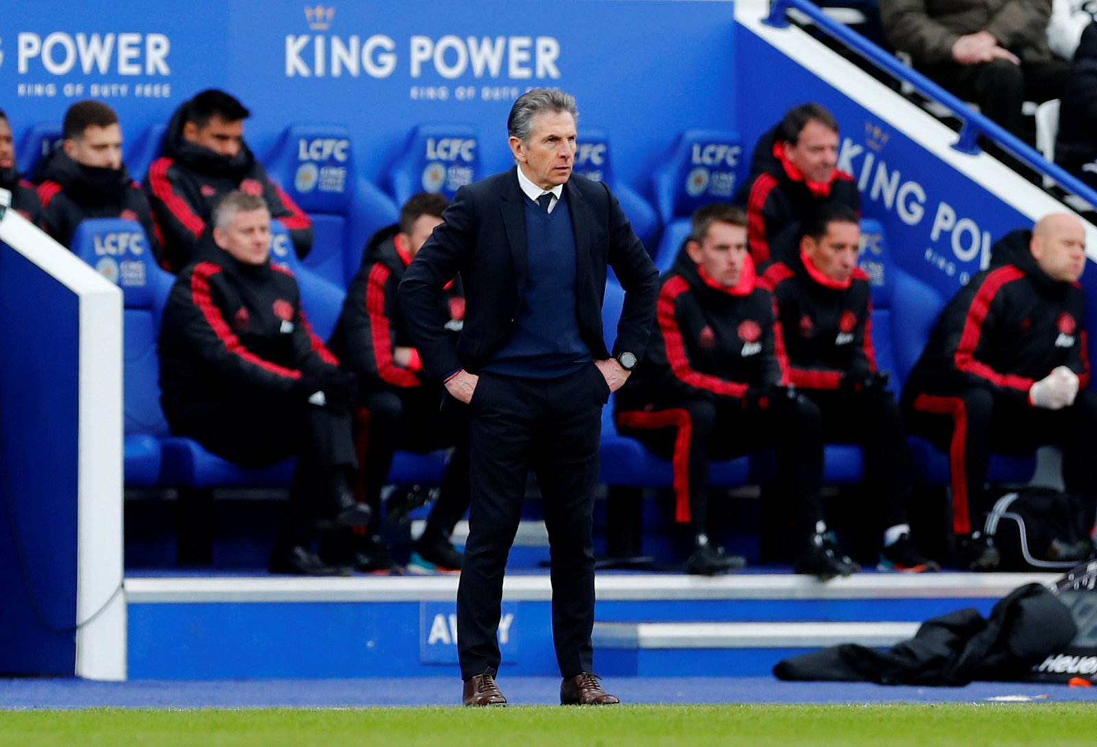 Introducing: The Leicester City player who is set to benefit most from Claude Puel's sacking