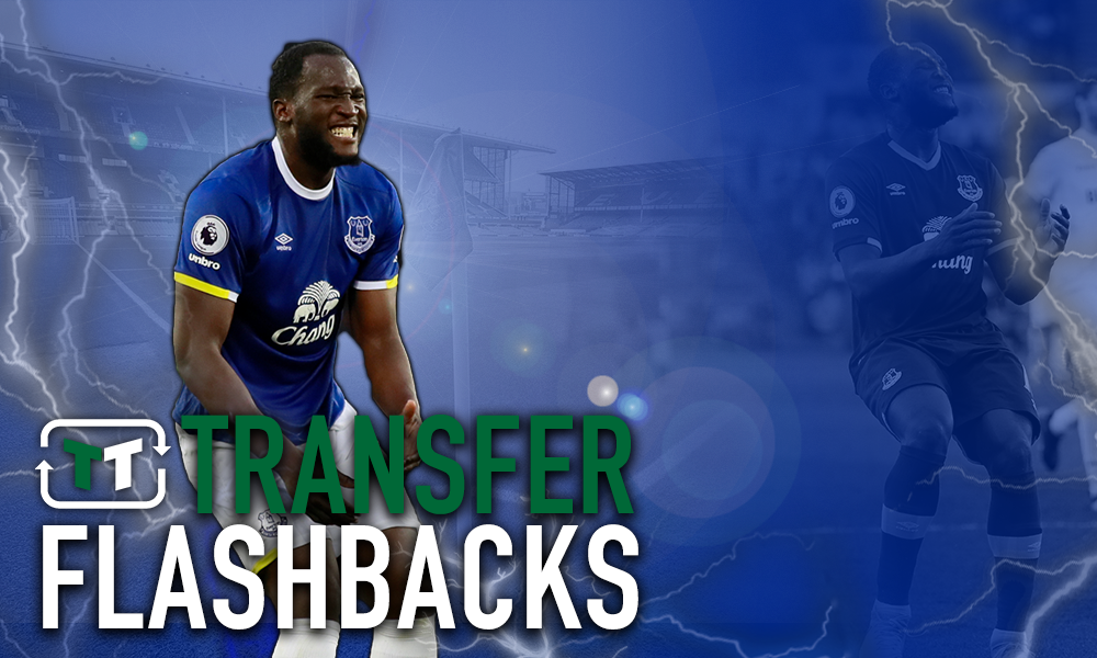 Transfer Flashback: Everton sell Romelu Lukaku