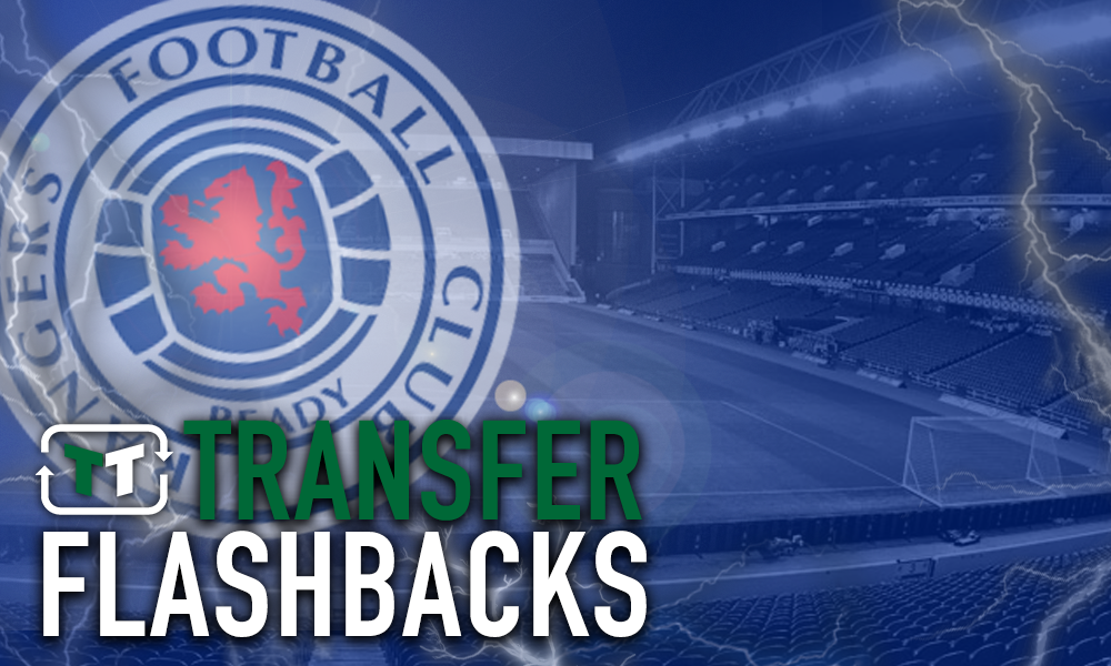 Flashback: Mark Allen appointed as Rangers' new director of football