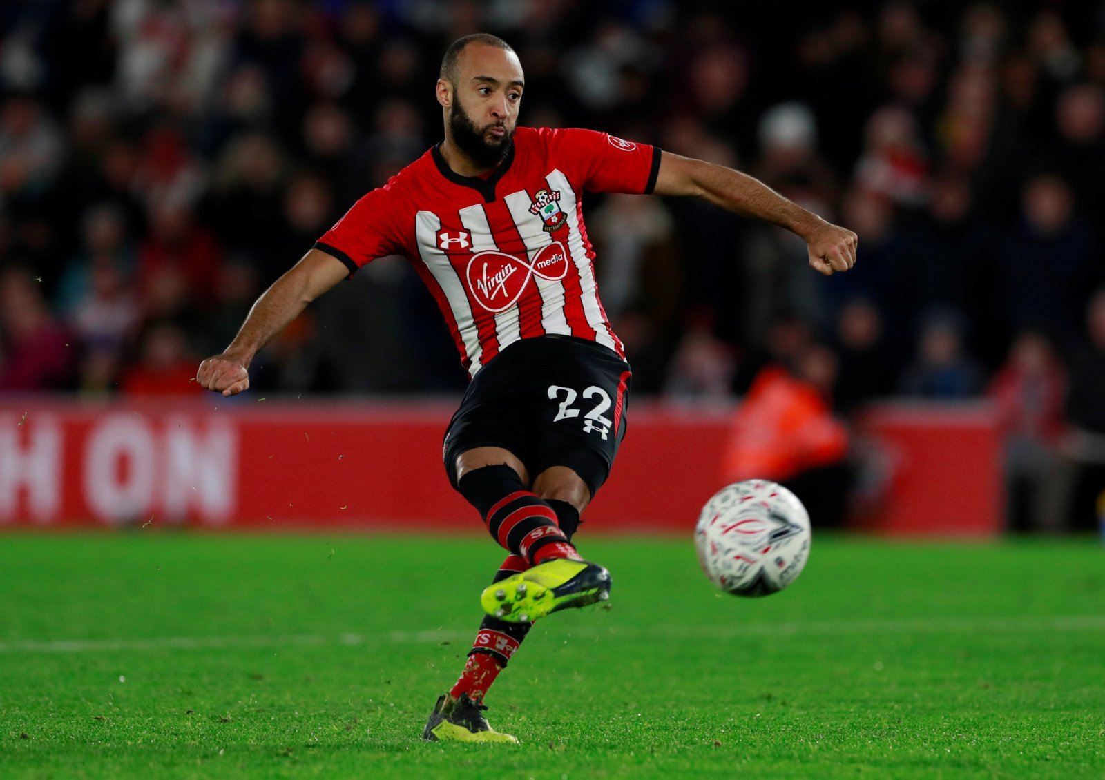 Southampton: Hassenhuttl must call time on Nathan Redmond's St. Mary's career