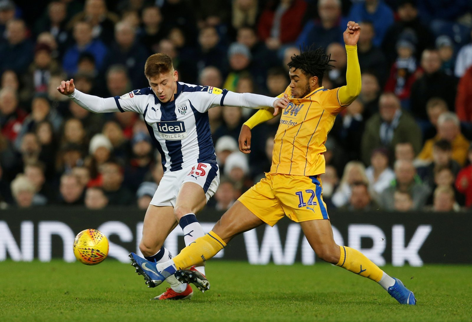 Crystal Palace: Why Reece James plan is a no-go