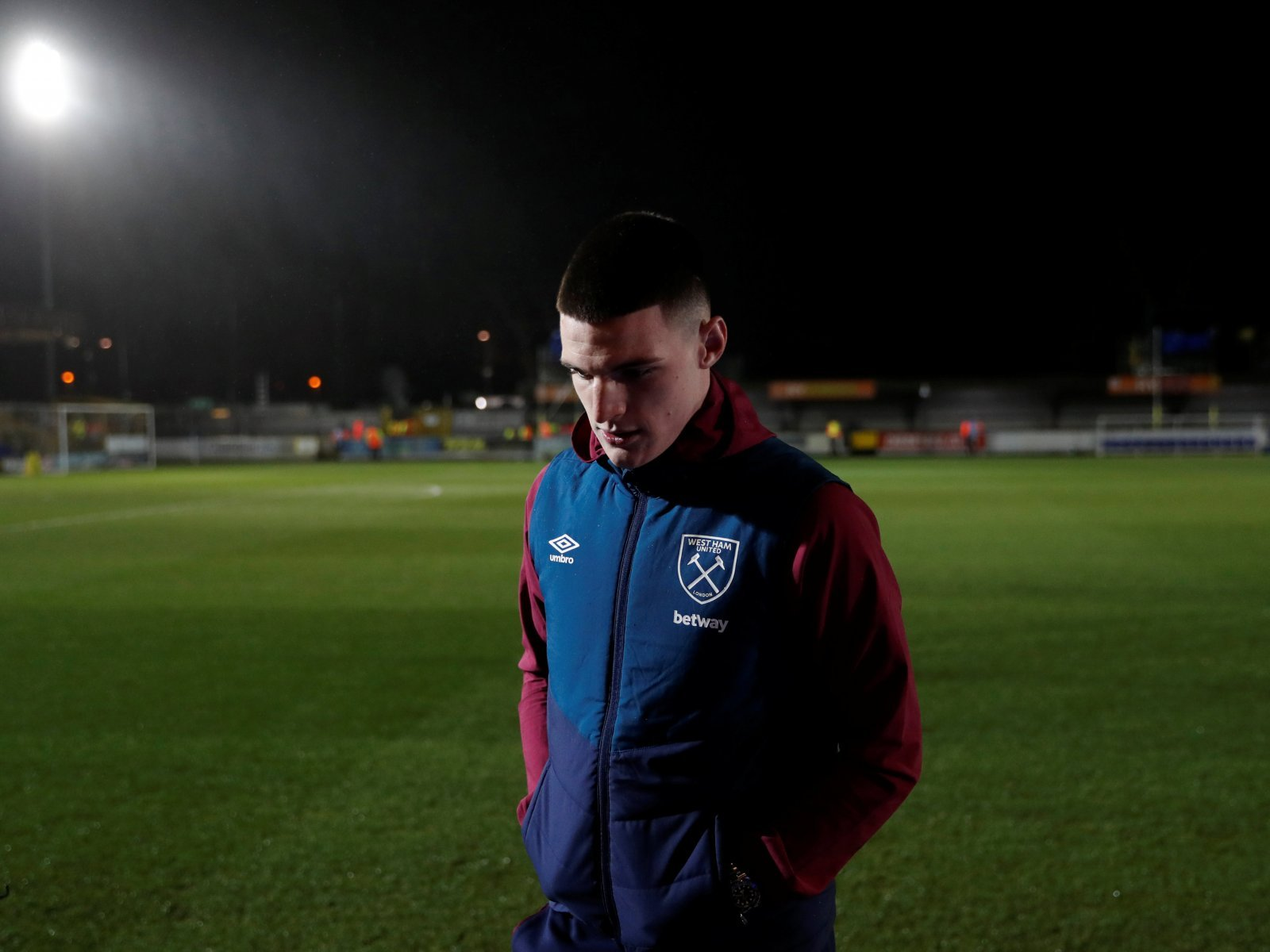 Spurs plan raid to snatch Declan Rice