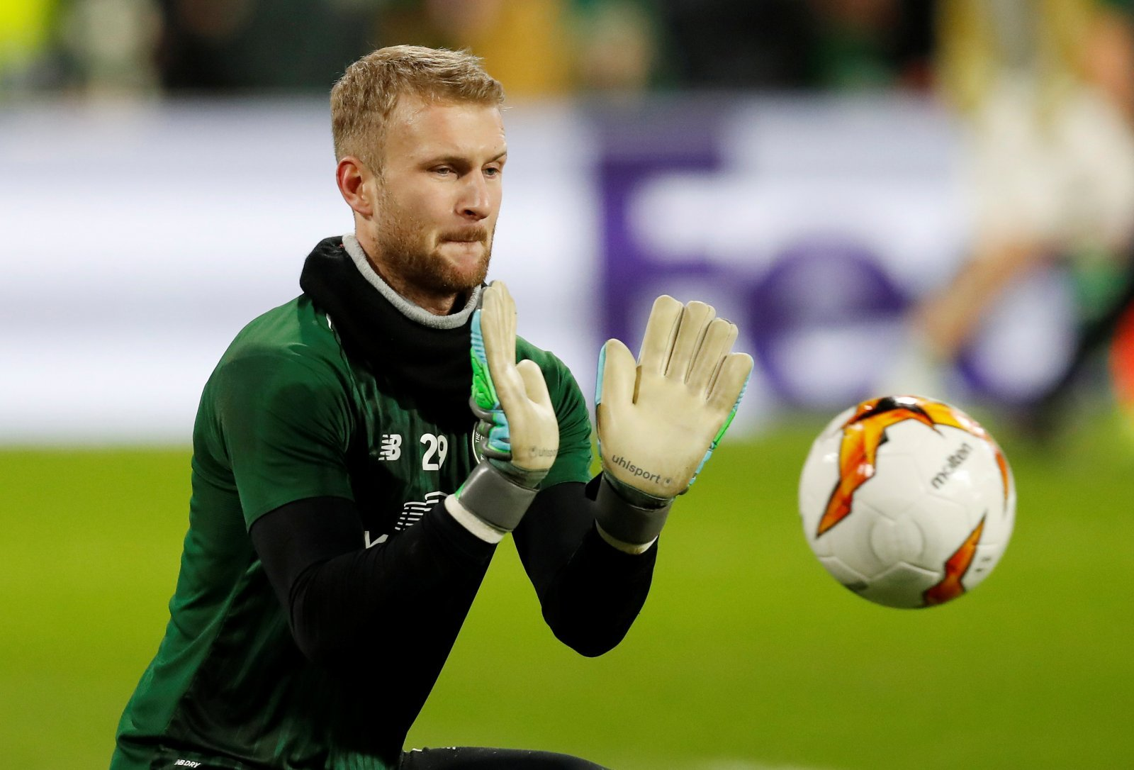 Celtic: Fans bemused by club's decision to award new contract to Scott Bain