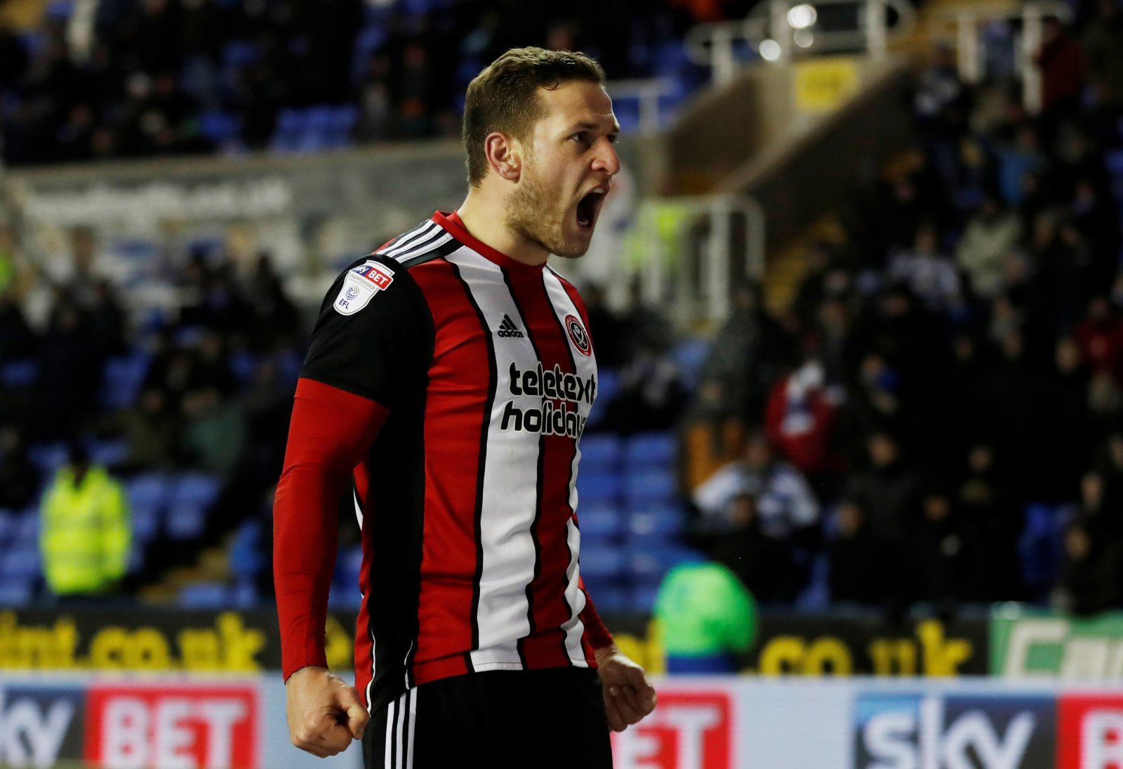 Billy Sharp on the verge of Sheffield United history