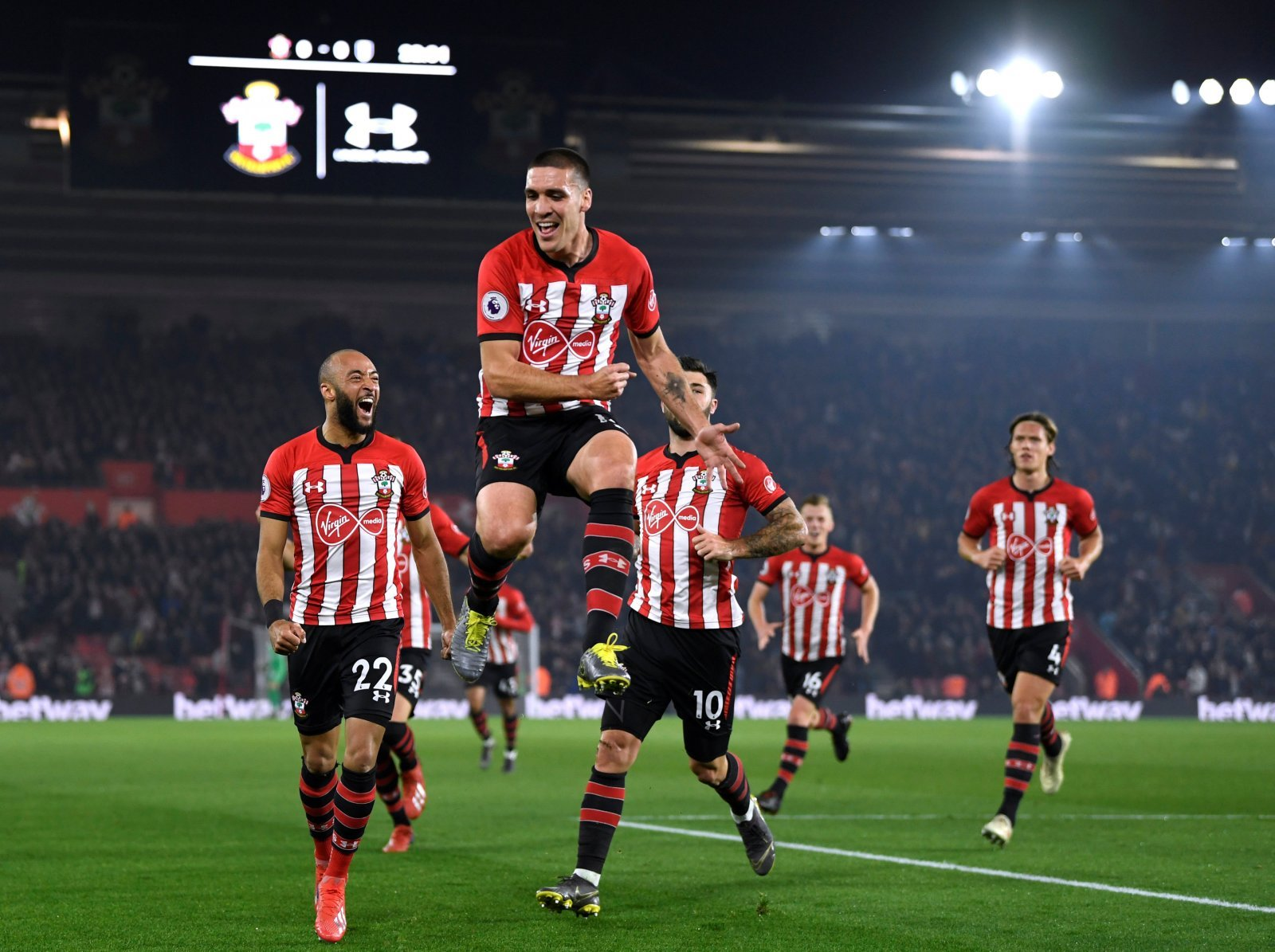 Southampton need to maintain positively to survive March onslaught
