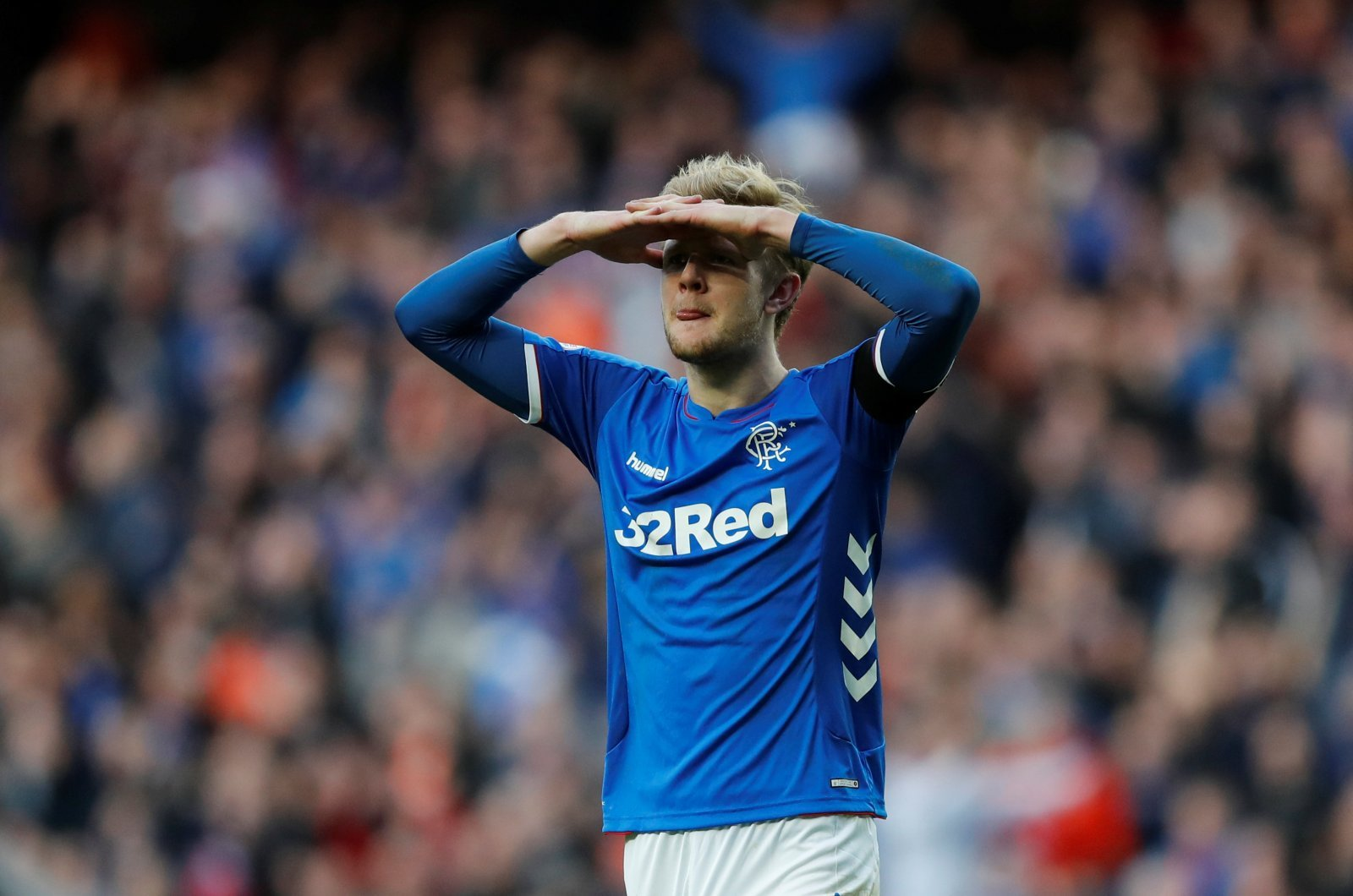 Celtic fans take to Twitter to slam Joe Worrall comments