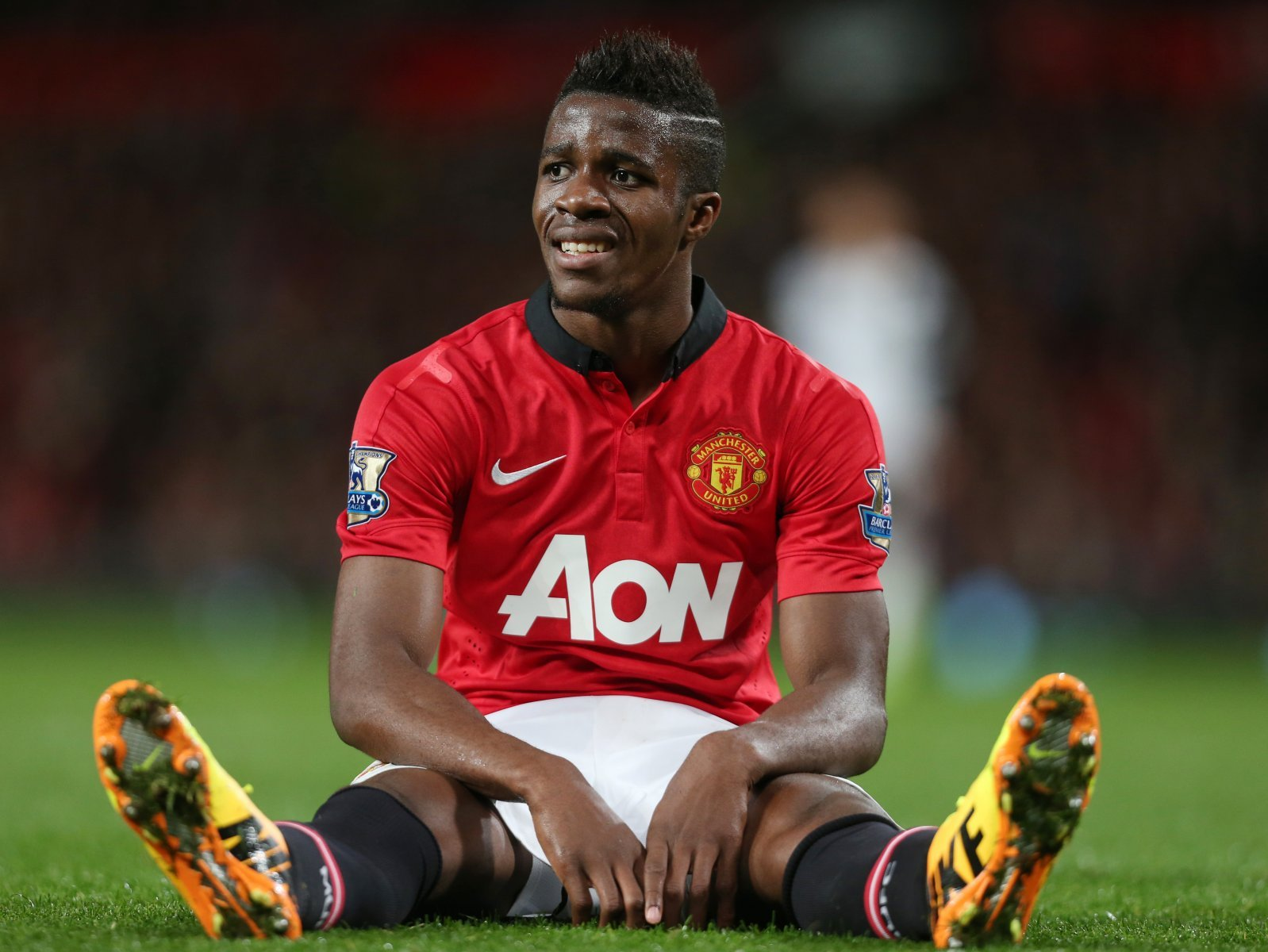 Crystal Palace: Wilfried Zaha prefers Arsenal move over Manchester United