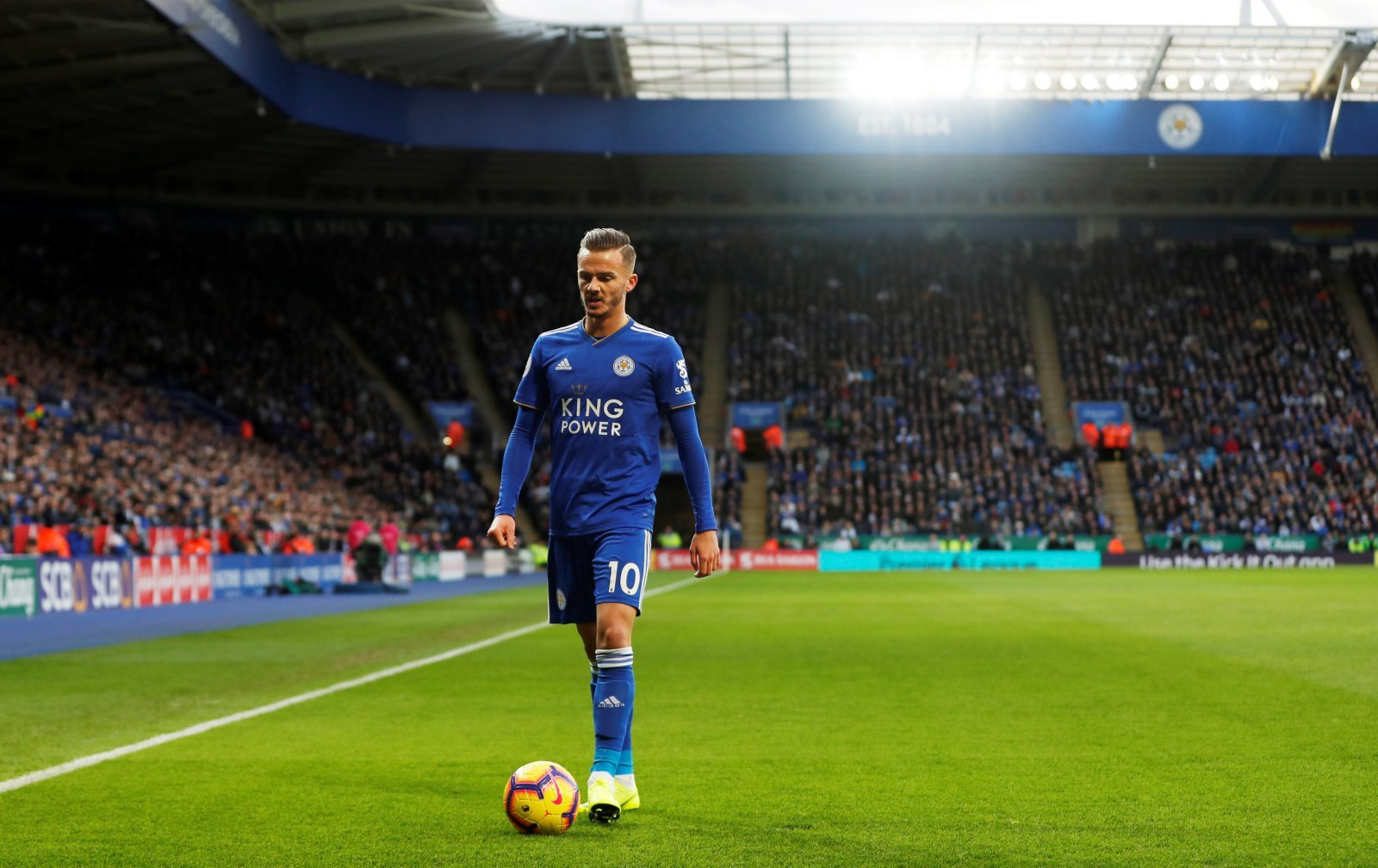 James Maddison would be the perfect Adam Lallana replacement at Liverpool in the summer
