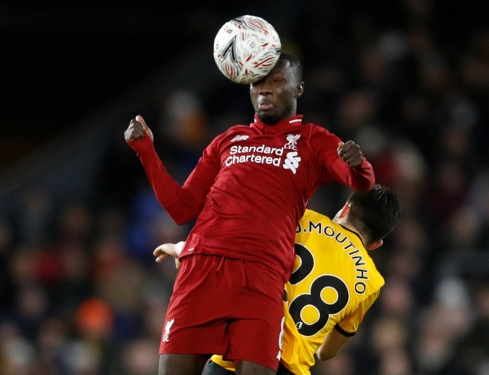 size 40 5abfa 05779 Battle: Liverpool ace has been outshone by talented 25-year ...