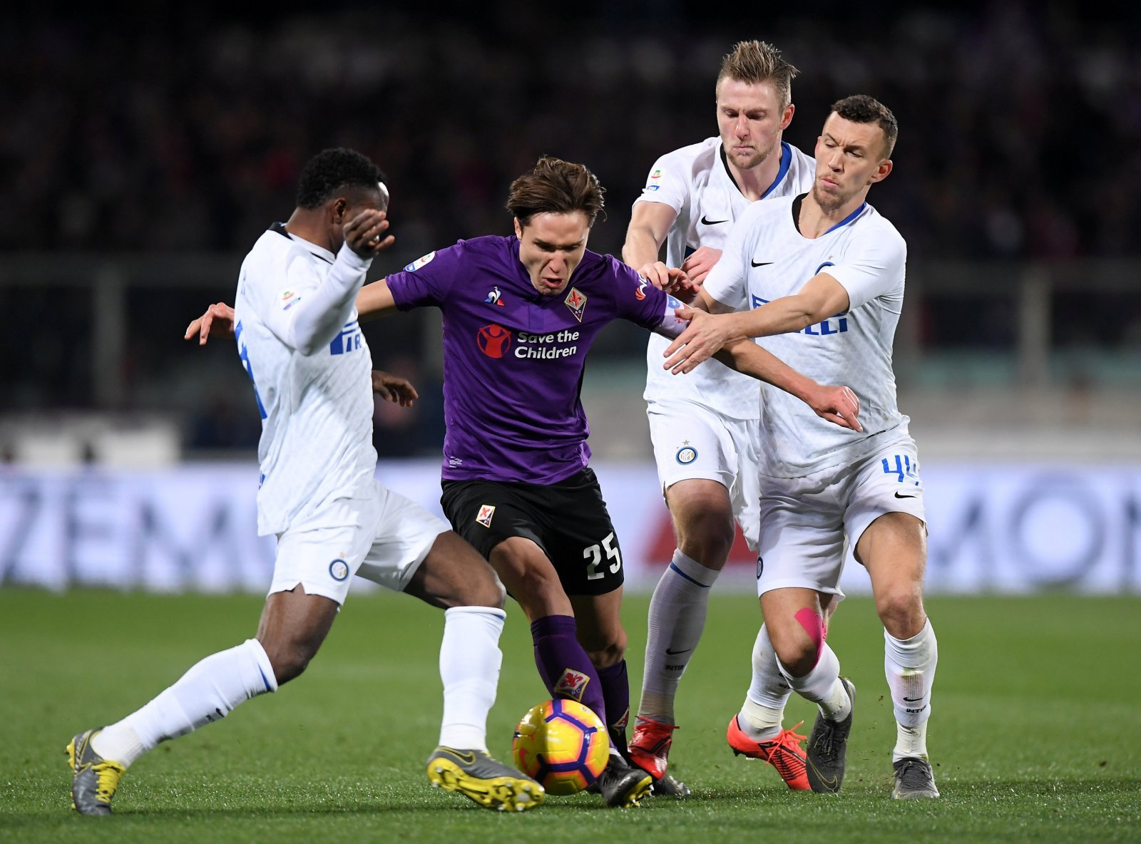 Move for Federico Chiesa would be the perfect start to brilliant new Tottenham era