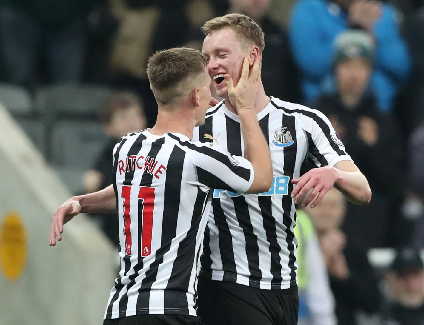 Potential consequences of Sean Longstaff's injury