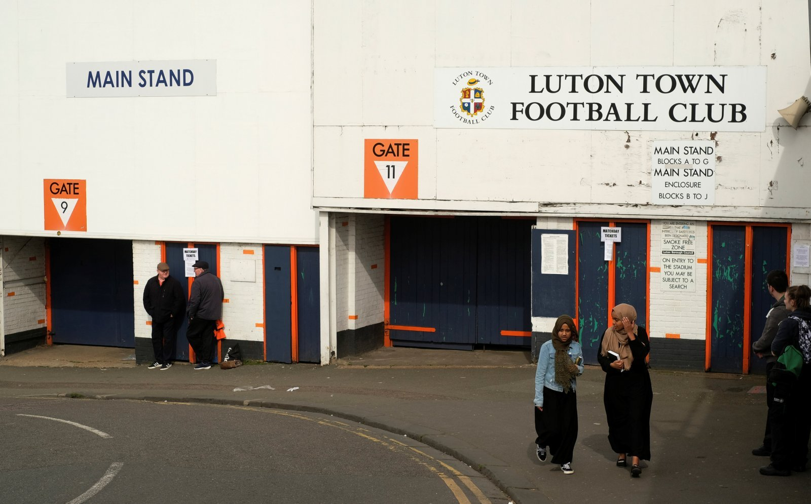 Luton Town fans have mixed feelings on the League One Team of Season
