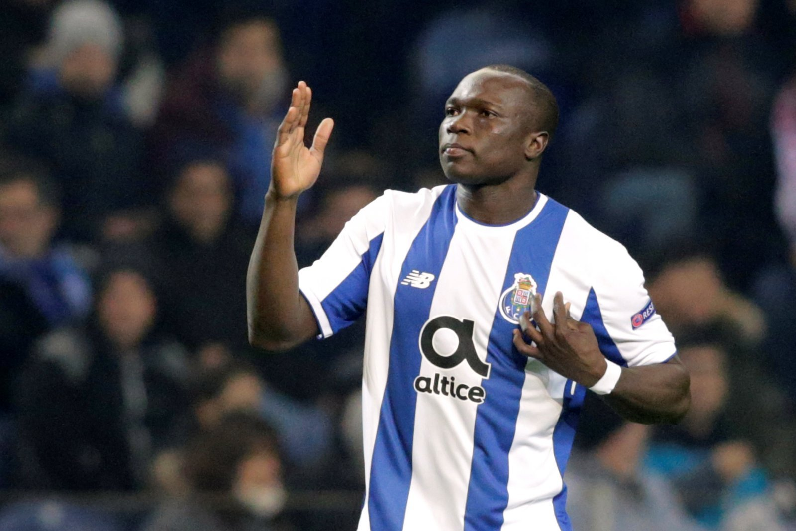 Vincent Aboubakar must once again be a target for Southampton