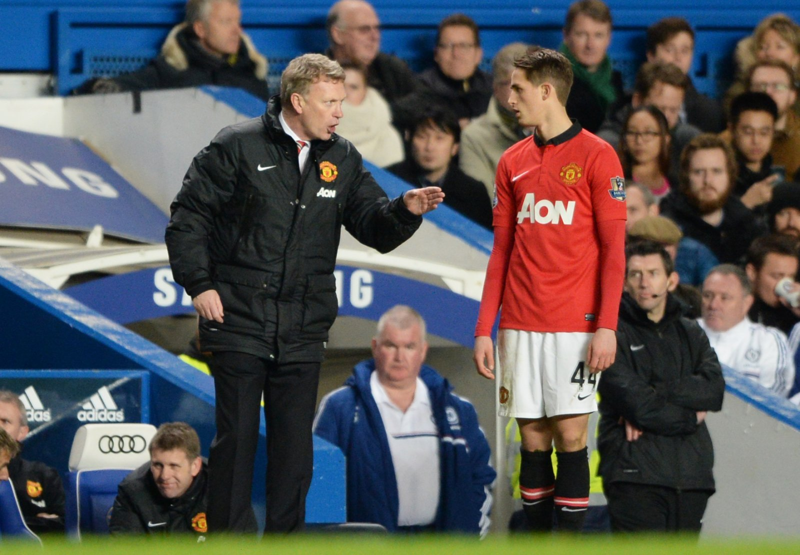 Look at him now: Adnan Januzaj and Manchester United