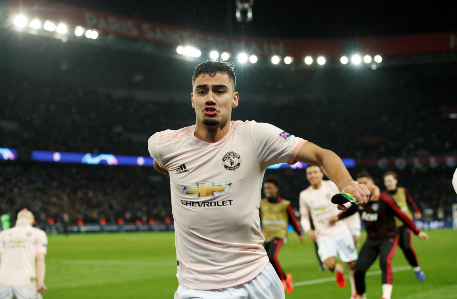 Manchester United: Loads of fans worried by decision to bring on Andreas Pereira vs Spurs