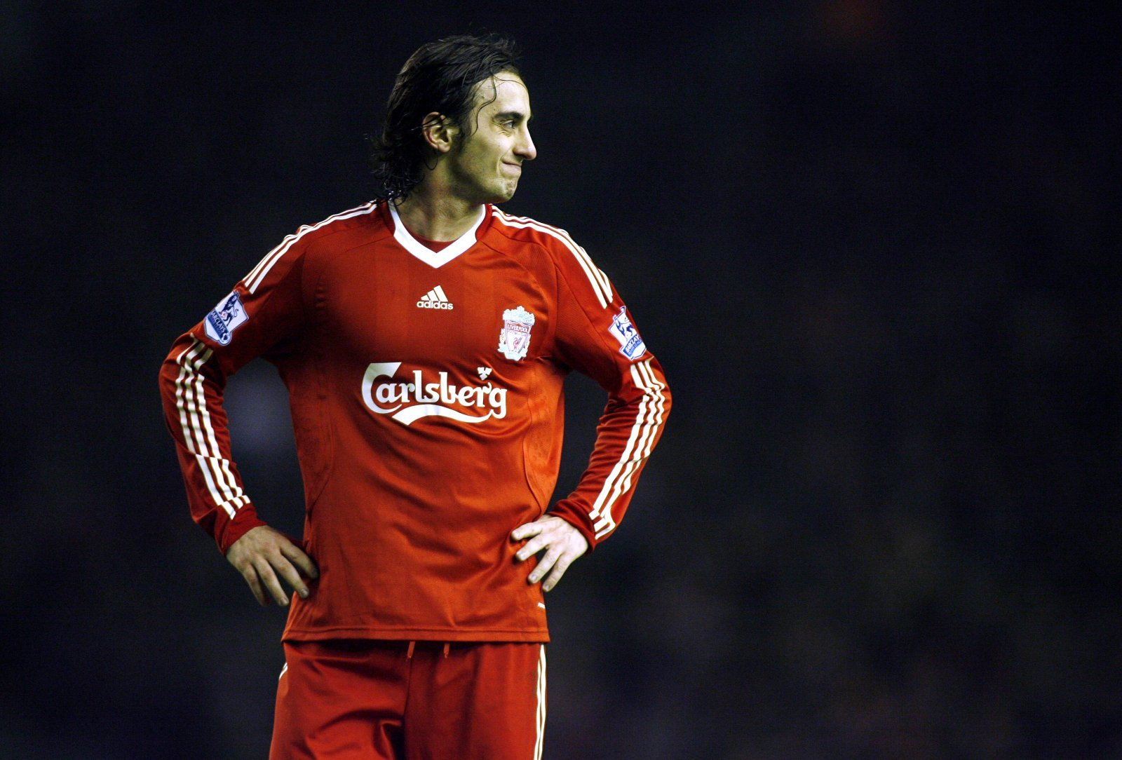 Look at him now: Alberto Aquilani and Liverpool