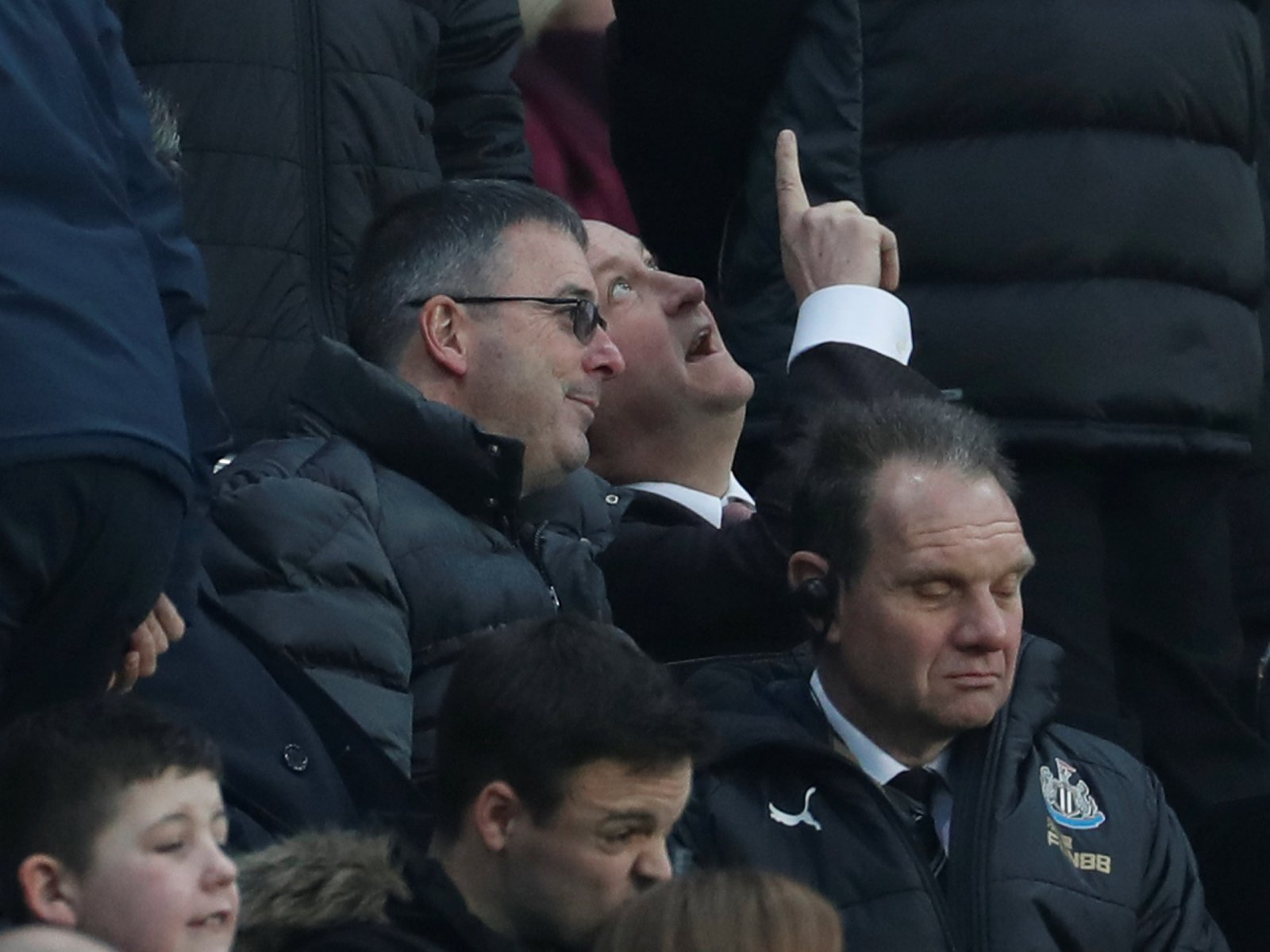 Newcastle fans take to Twitter to slam rumours of NUFC sale