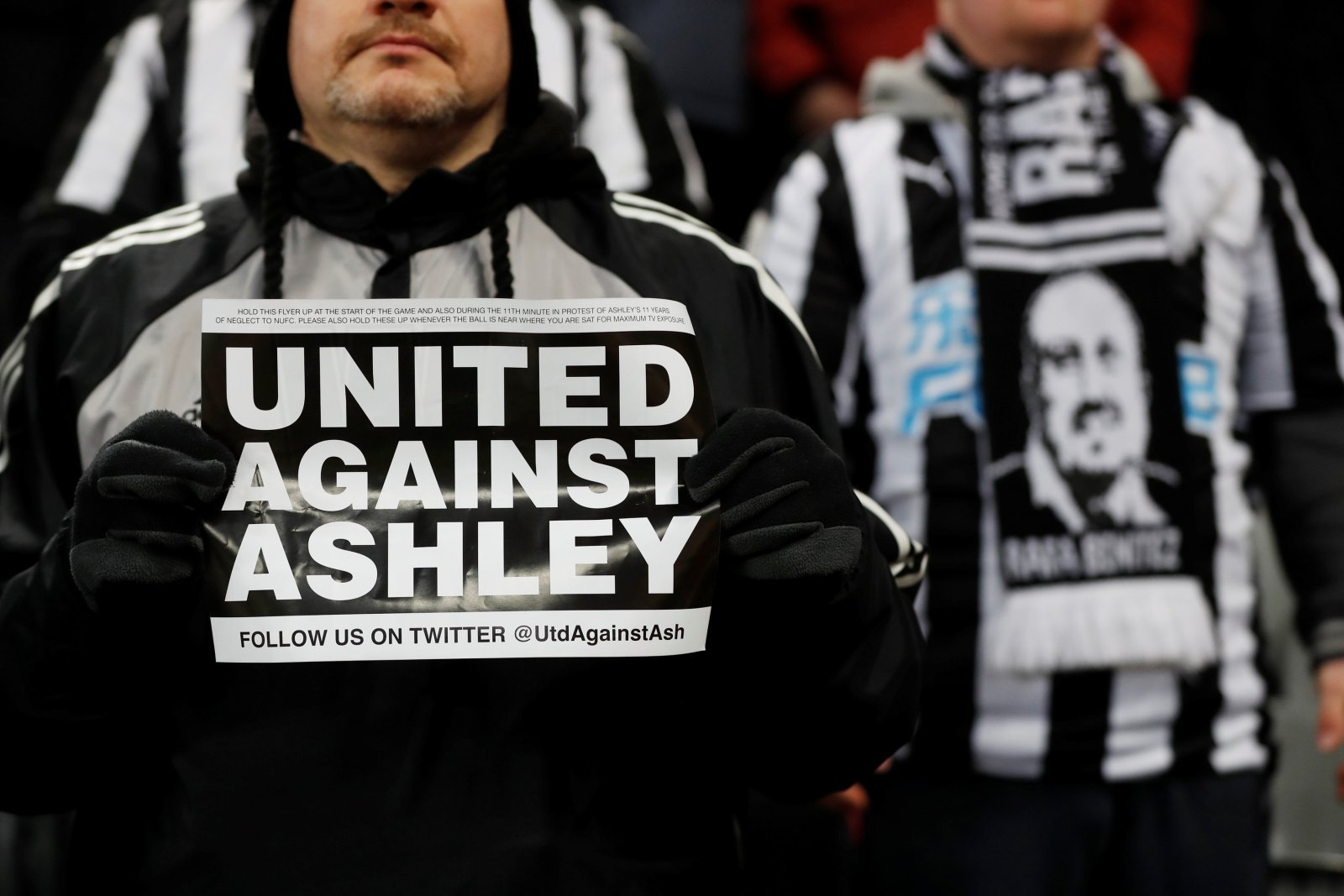 Newcastle United: Fans take to Twitter to discuss the best way to protest Mike Ashley