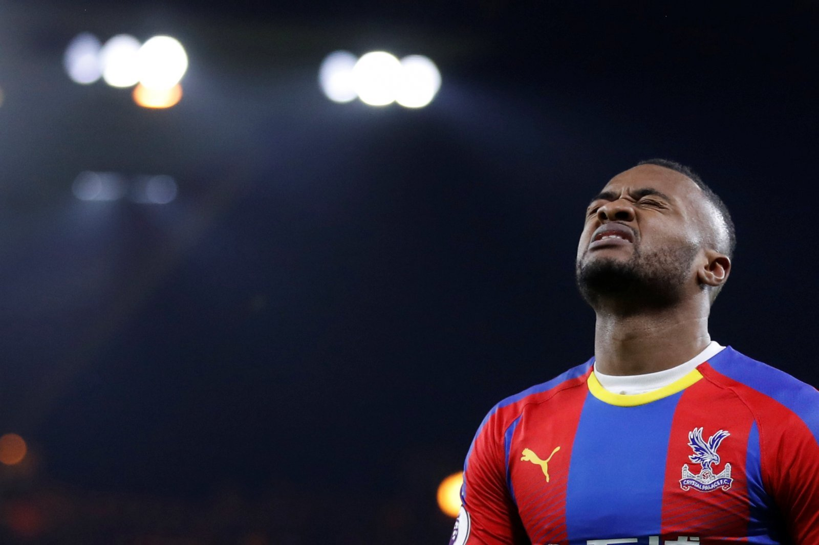Crystal Palace want to sign Jordan Ayew permanently