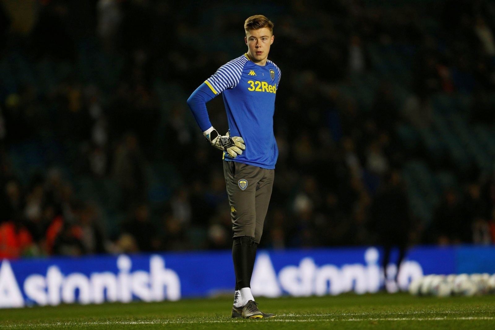 Bailey Peacock-Farrell could be the man to rescue Leeds United